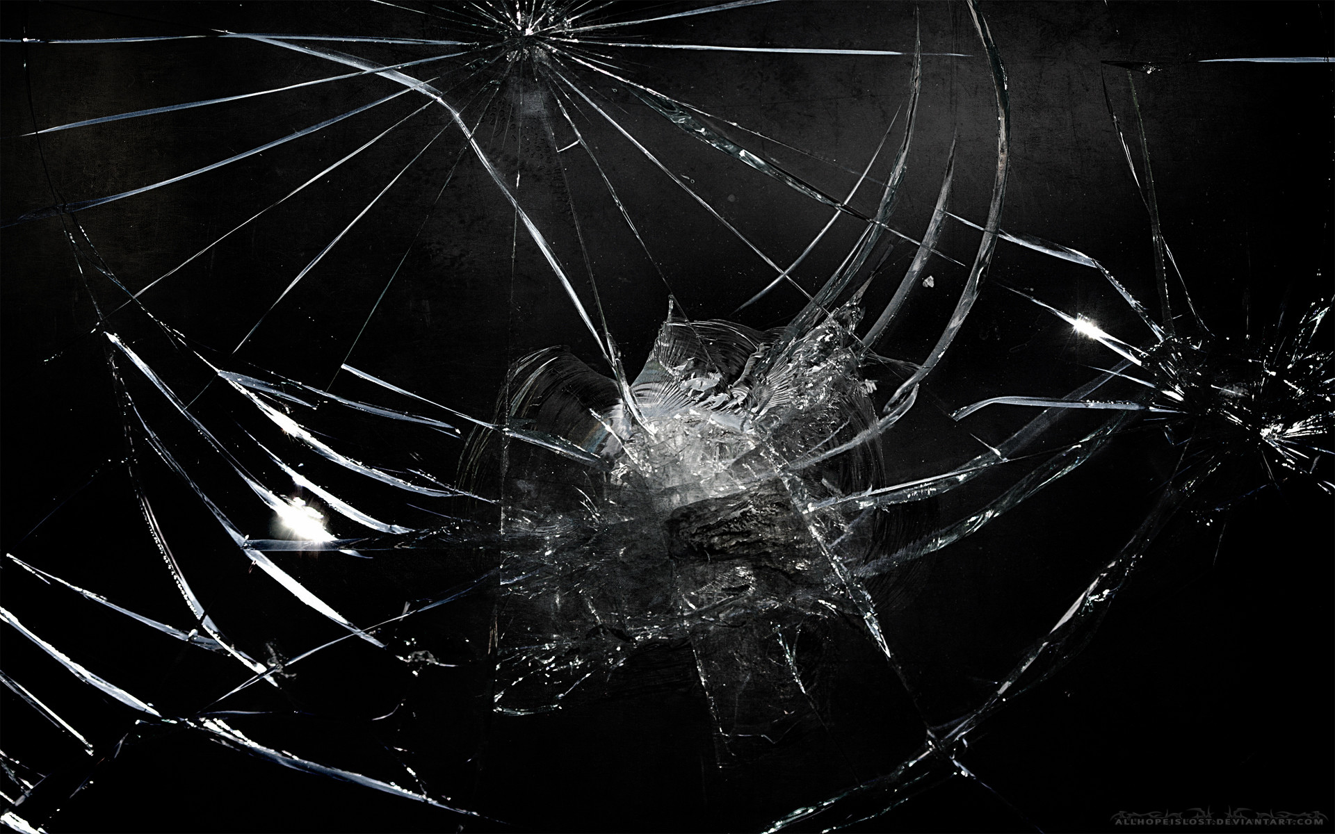 Realistic Broken Screen Wallpaper Hd 64 Images