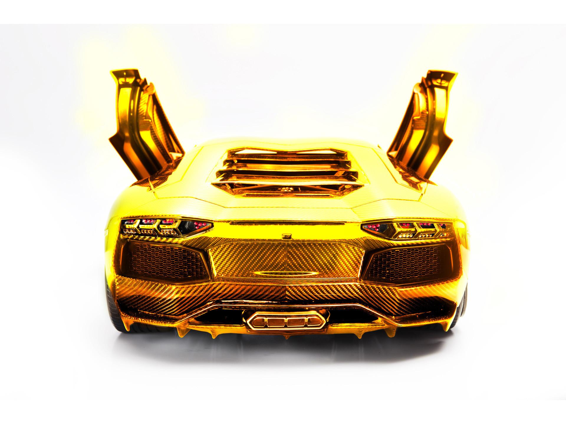 Gold Lamborghini Wallpaper (78+ images)
