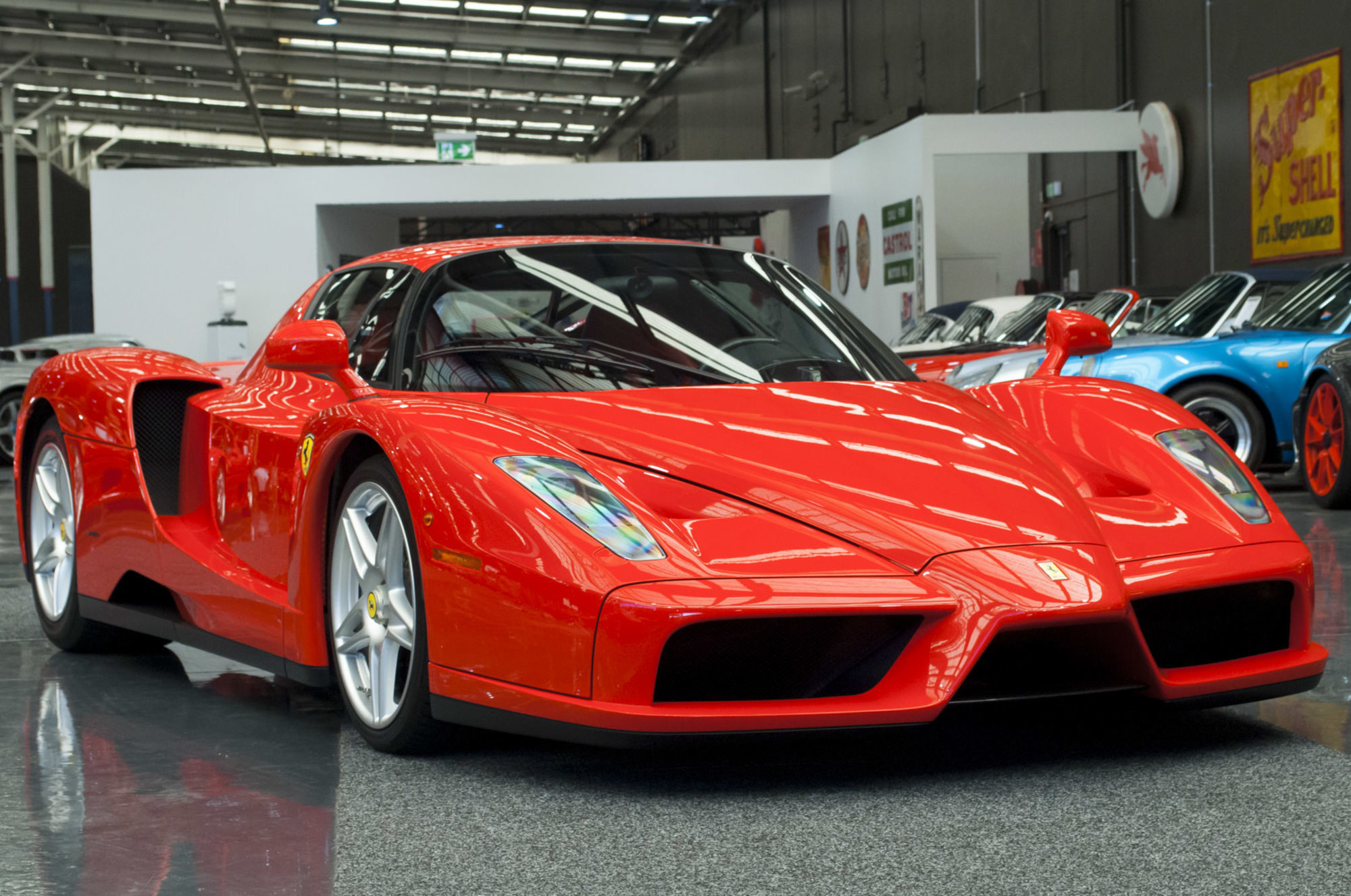 2000x1328 Ferrari Enzo HD wallpapers #1