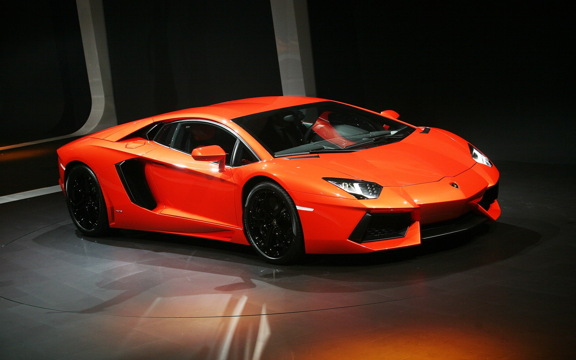 1920x1200 Lamborghini Aventador Sports car HQ wallpaper