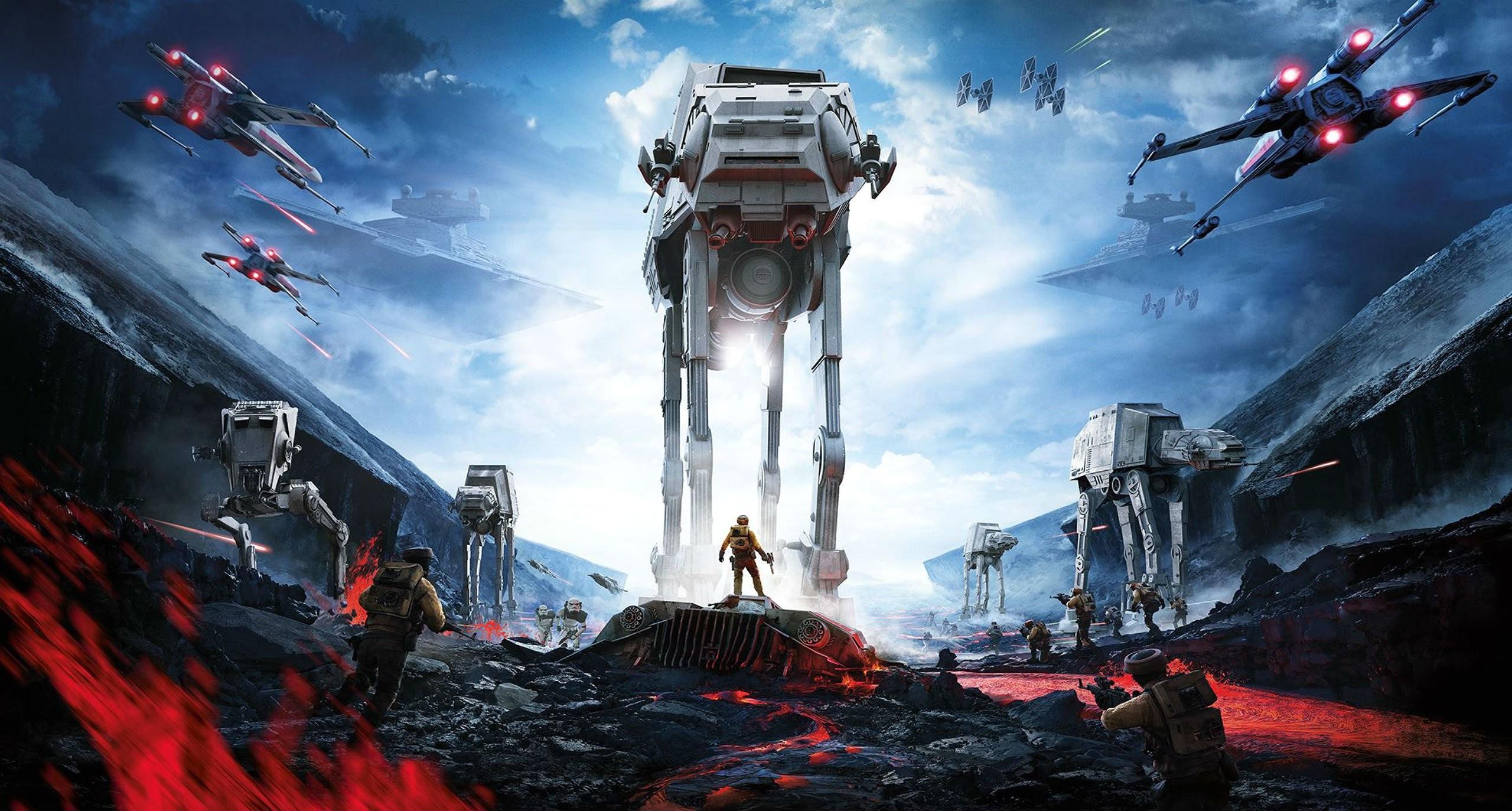 Star wars hintergrund 4k