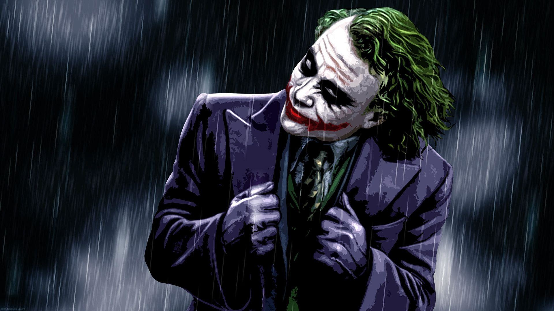 The Dark Knight Joker Wallpaper 86 Images