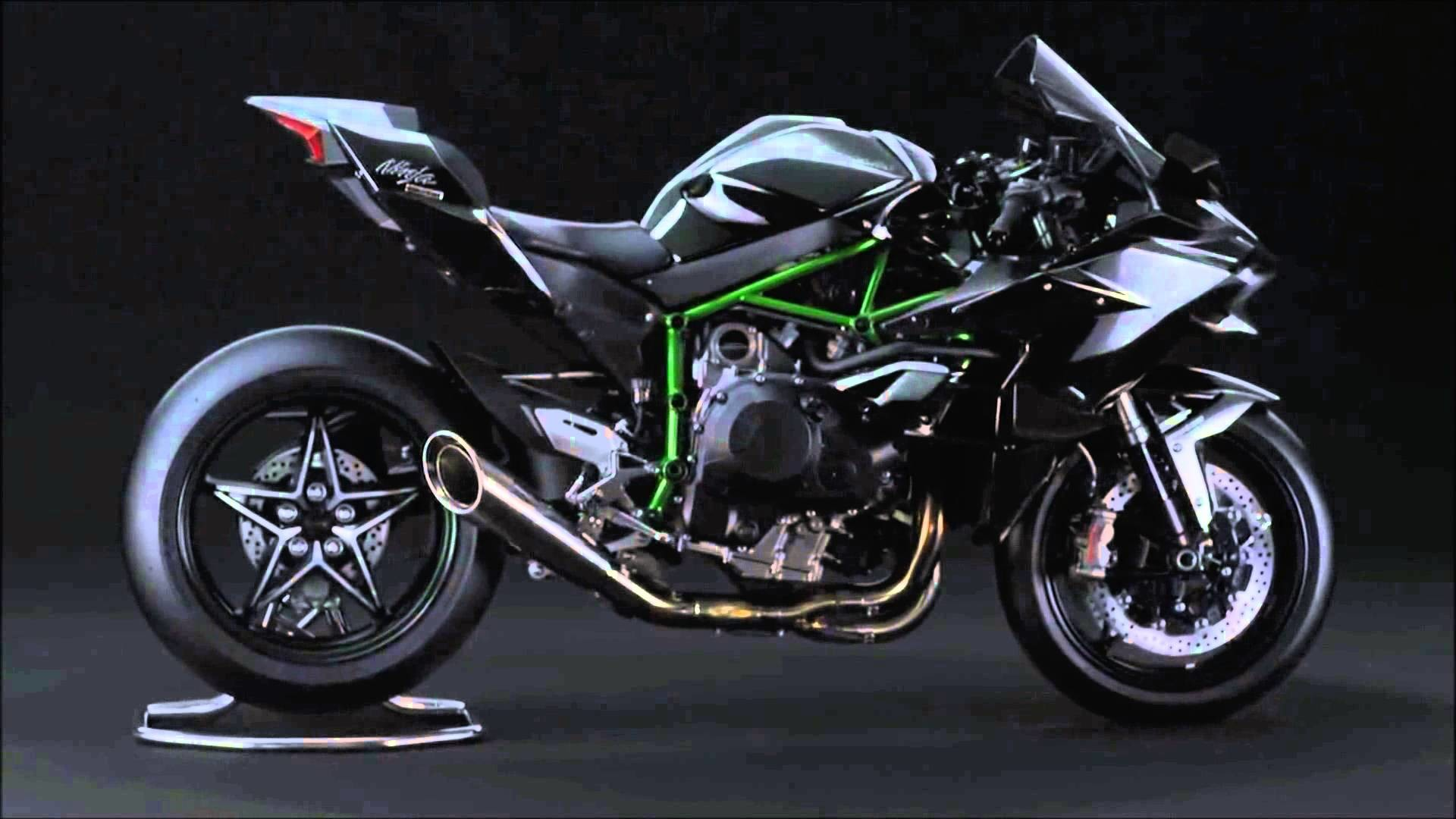 1920x1080 Kawasaki Ninja H2 Wallpaper Computer Desktop Background 5337