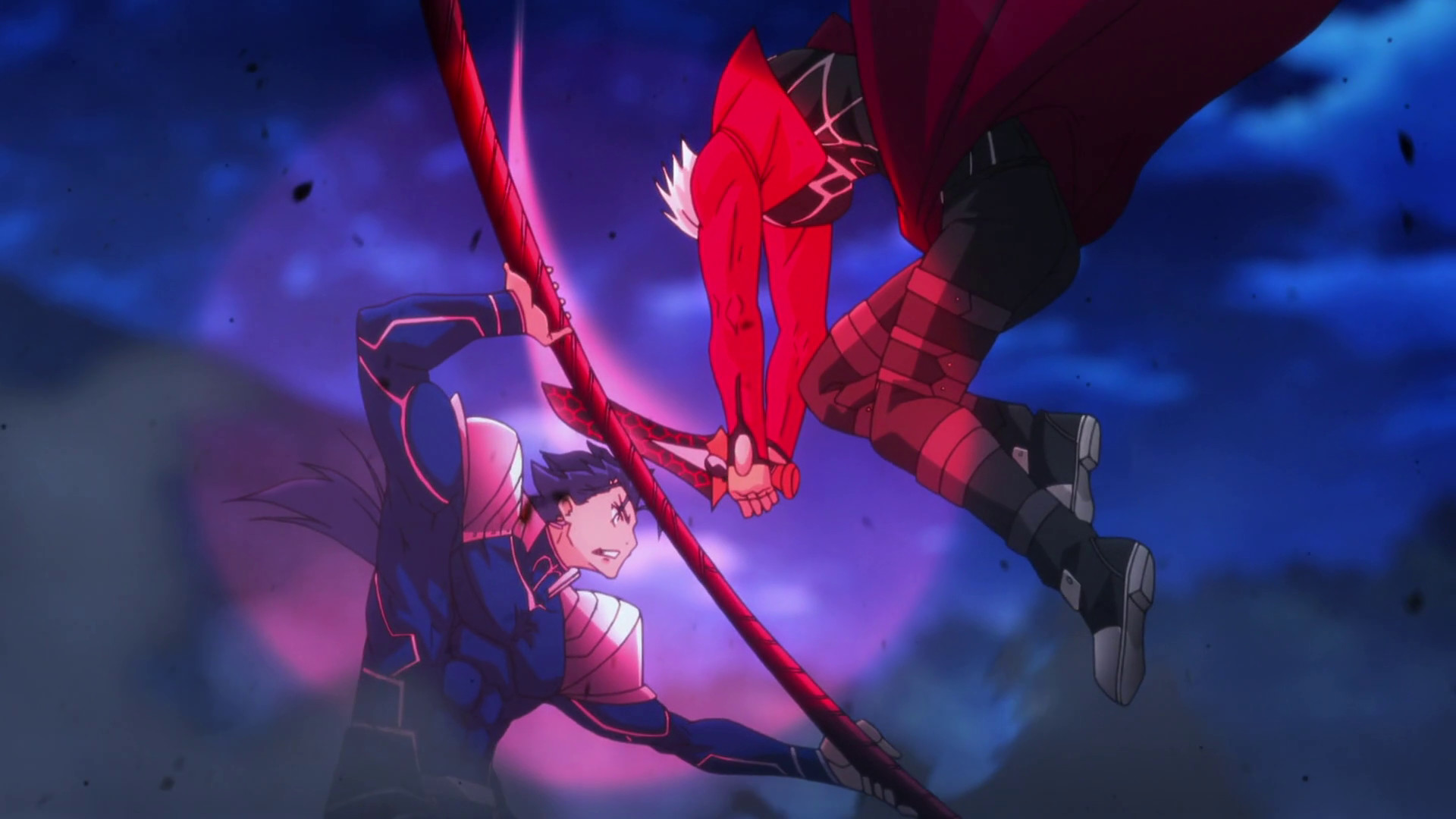 1920x1080 Anime - Fate/Stay Night: Unlimited Blade Works Lancer (Fate/Stay Night