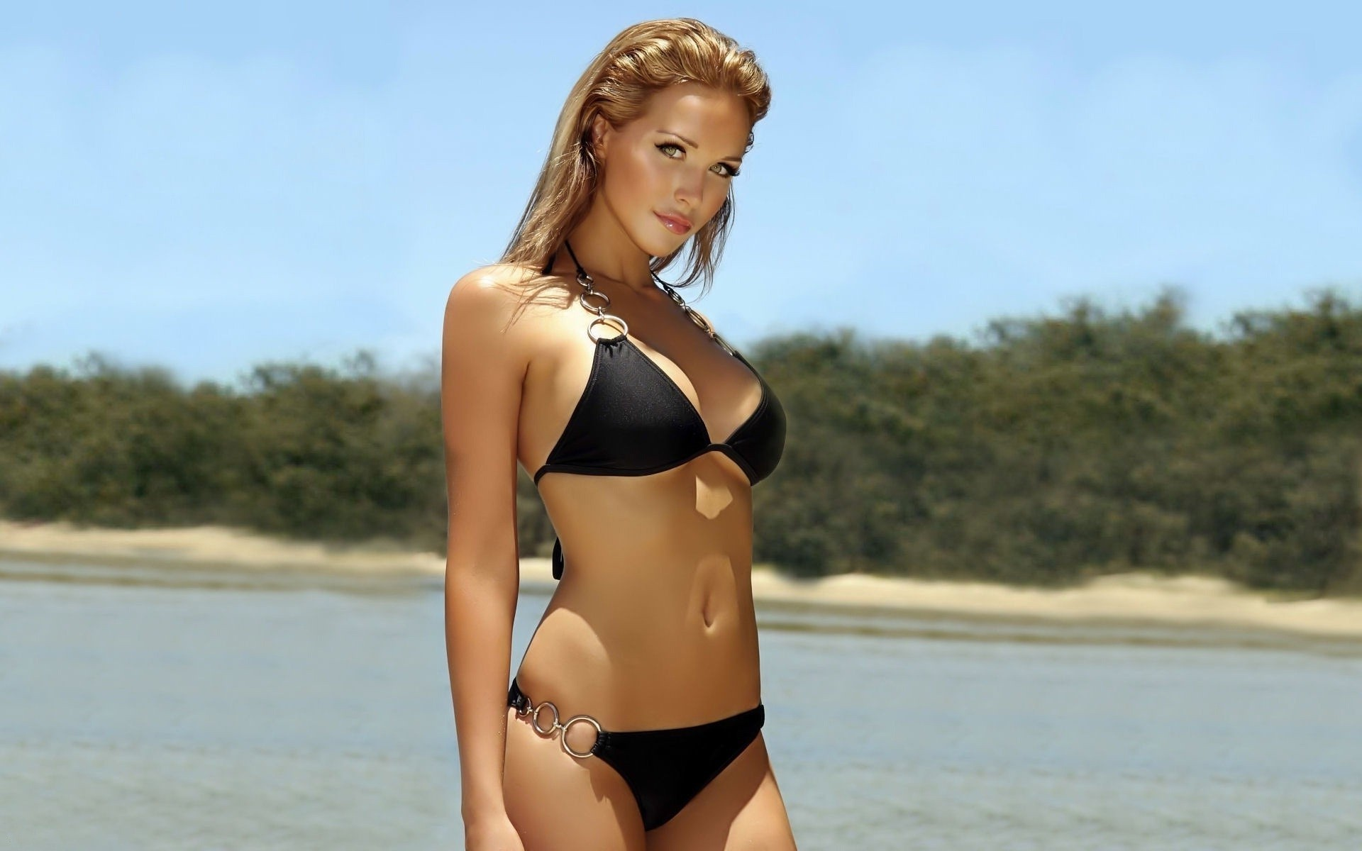 Chubby nude bikini mature ladies