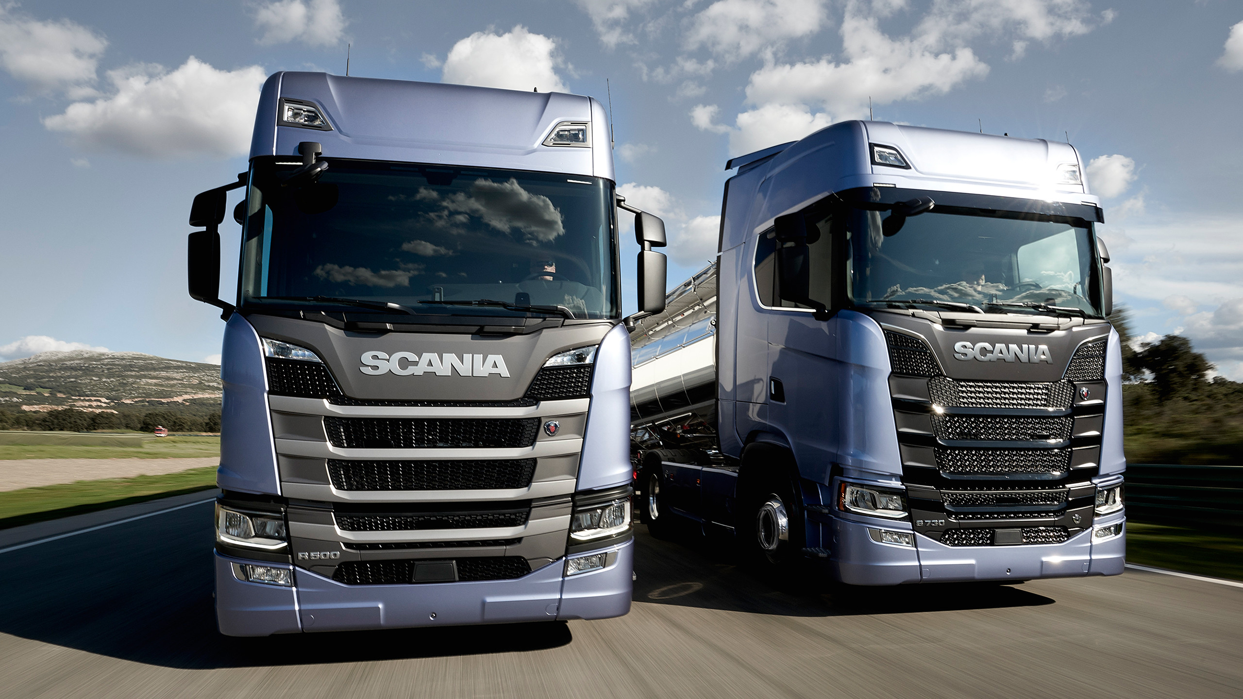 Scania Trucks Wallpapers (61+ images)