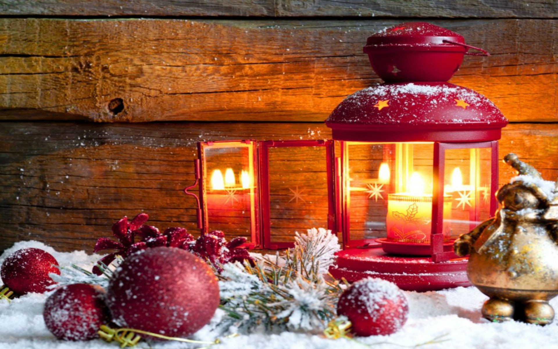 Christmas Desktop Holiday Wallpaper (79+ Images