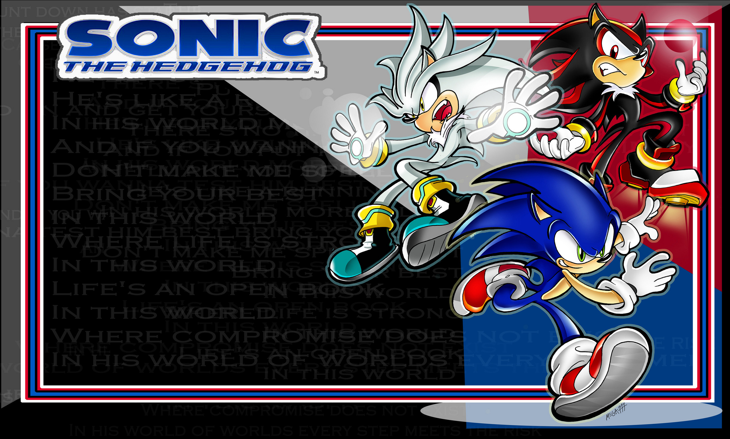 2560x1542 hedgehog boyfriends images sonic silver shadow HD wallpaper and background  photos