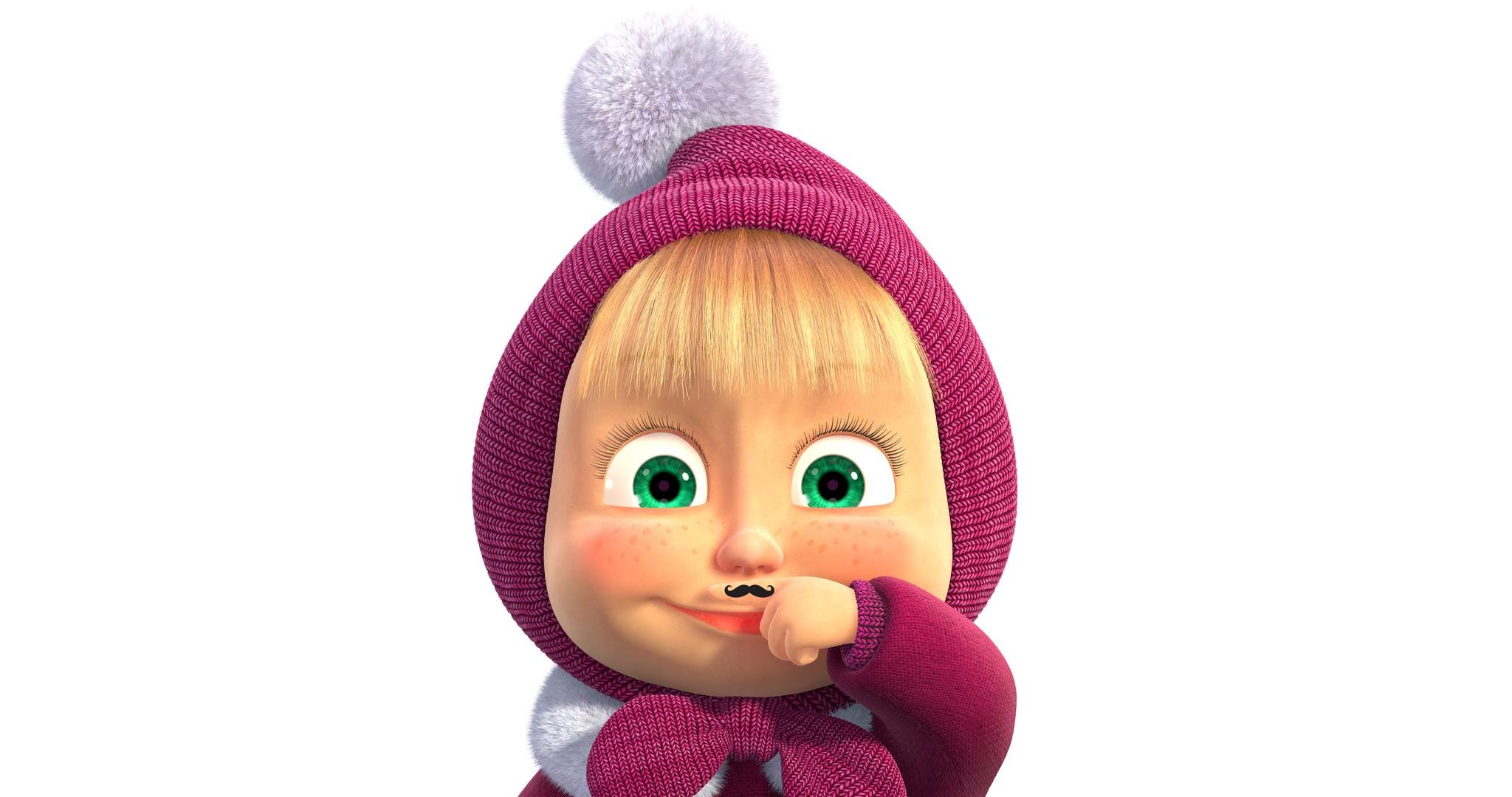 Masha and the Bear Wallpapers (82+ images)