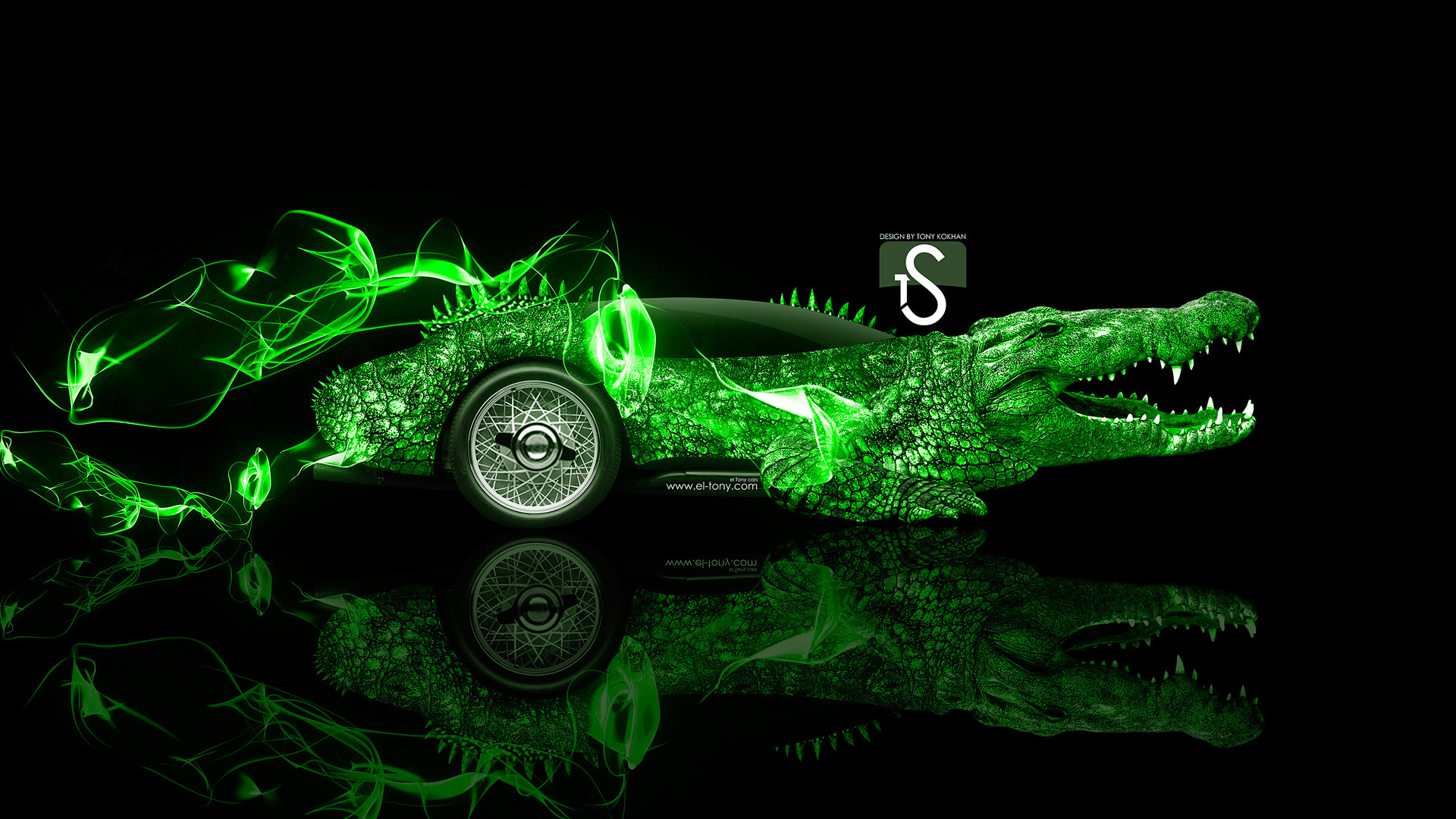 1920x1080 Plastic Violet Neon Aerography Car 2014 HD Walls Find Wallpapers