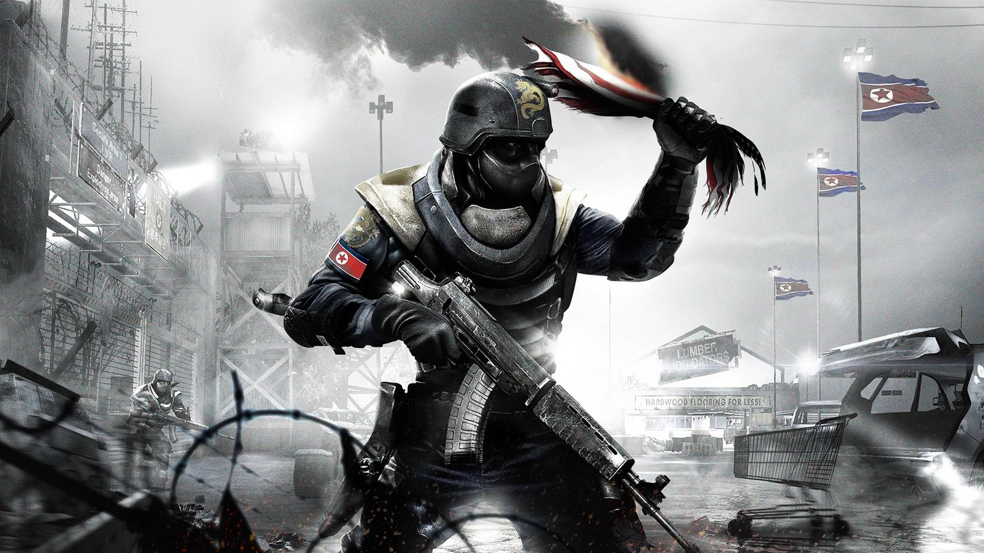 1920x1080 Homefront Wallpapers in full 1080P HD Â« GamingBolt.com: Video Game .