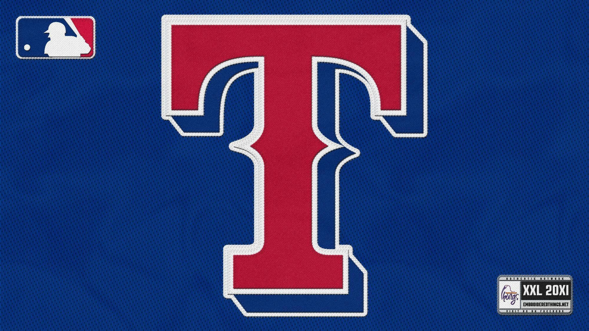 2000x1125 Texas Rangers Logo Wallpaper - WallpaperSafari