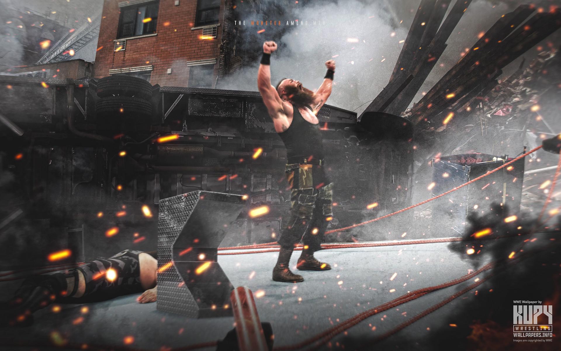 WWE Brock Lesnar 2018 HD Wallpaper (77+ images)