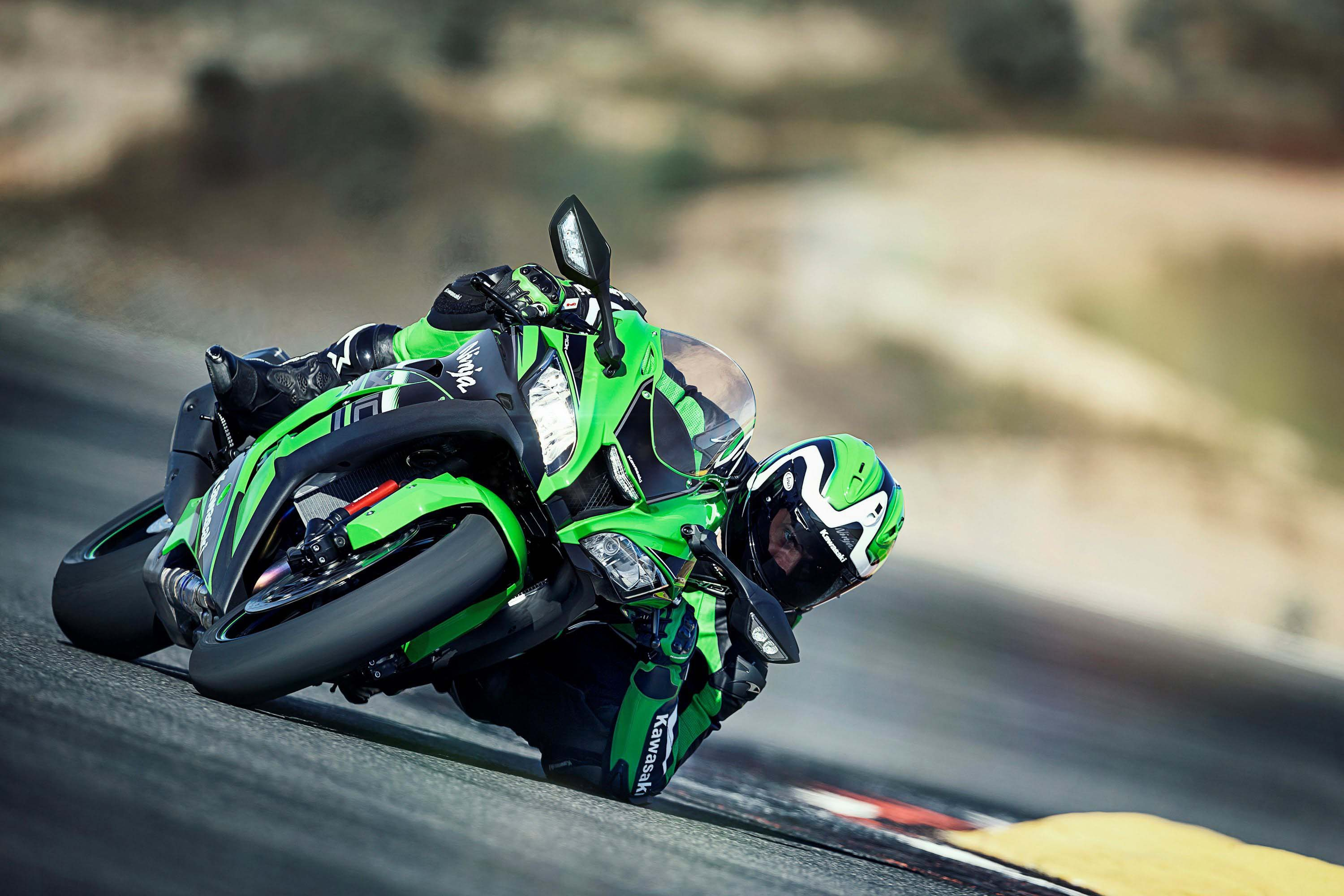3000x2000 2016 Kawasaki Ninja Zx10r A Bike Krt Wallpapers Images