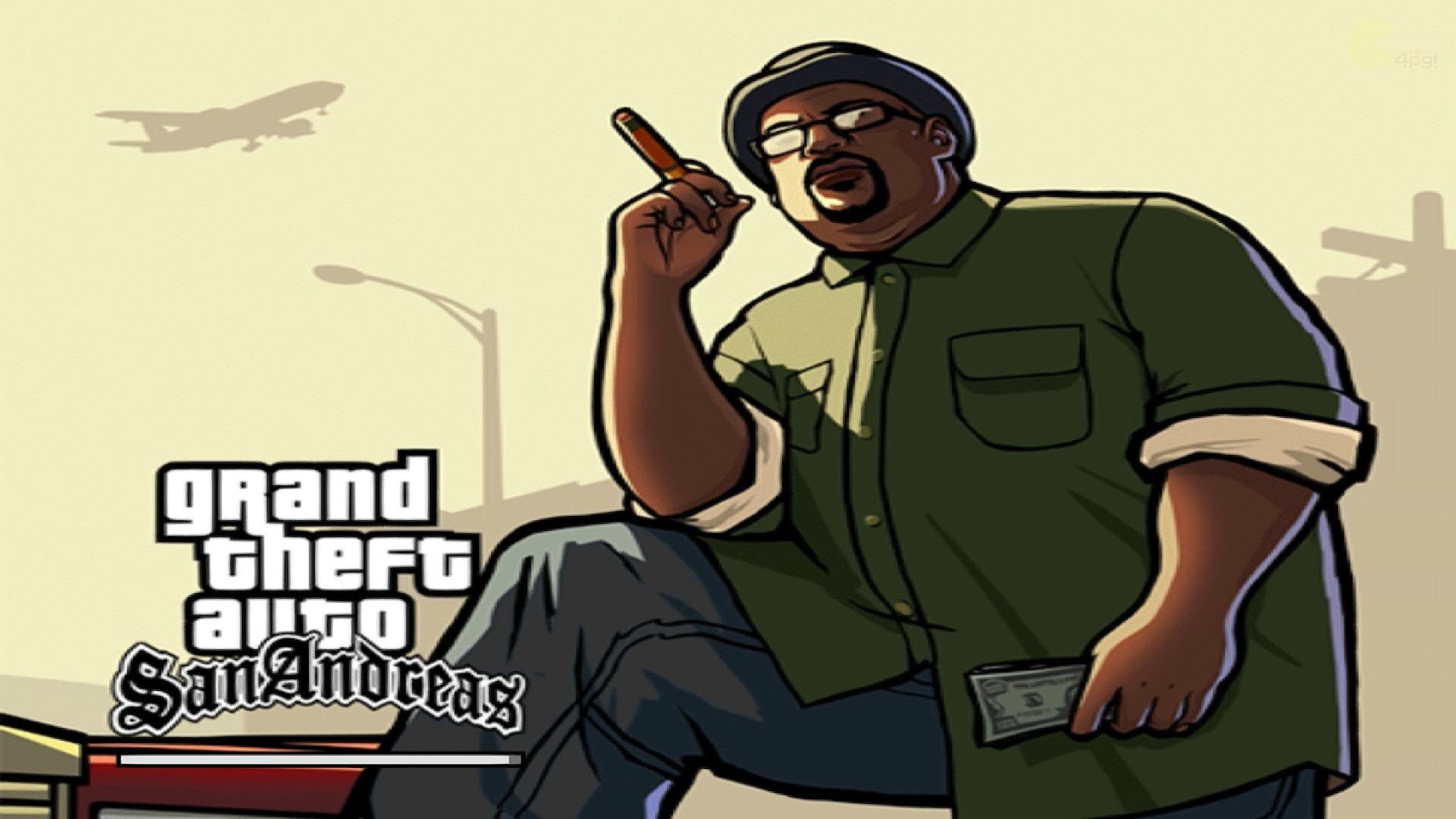 Grand Theft Auto San Andreas Wallpapers 55 Images