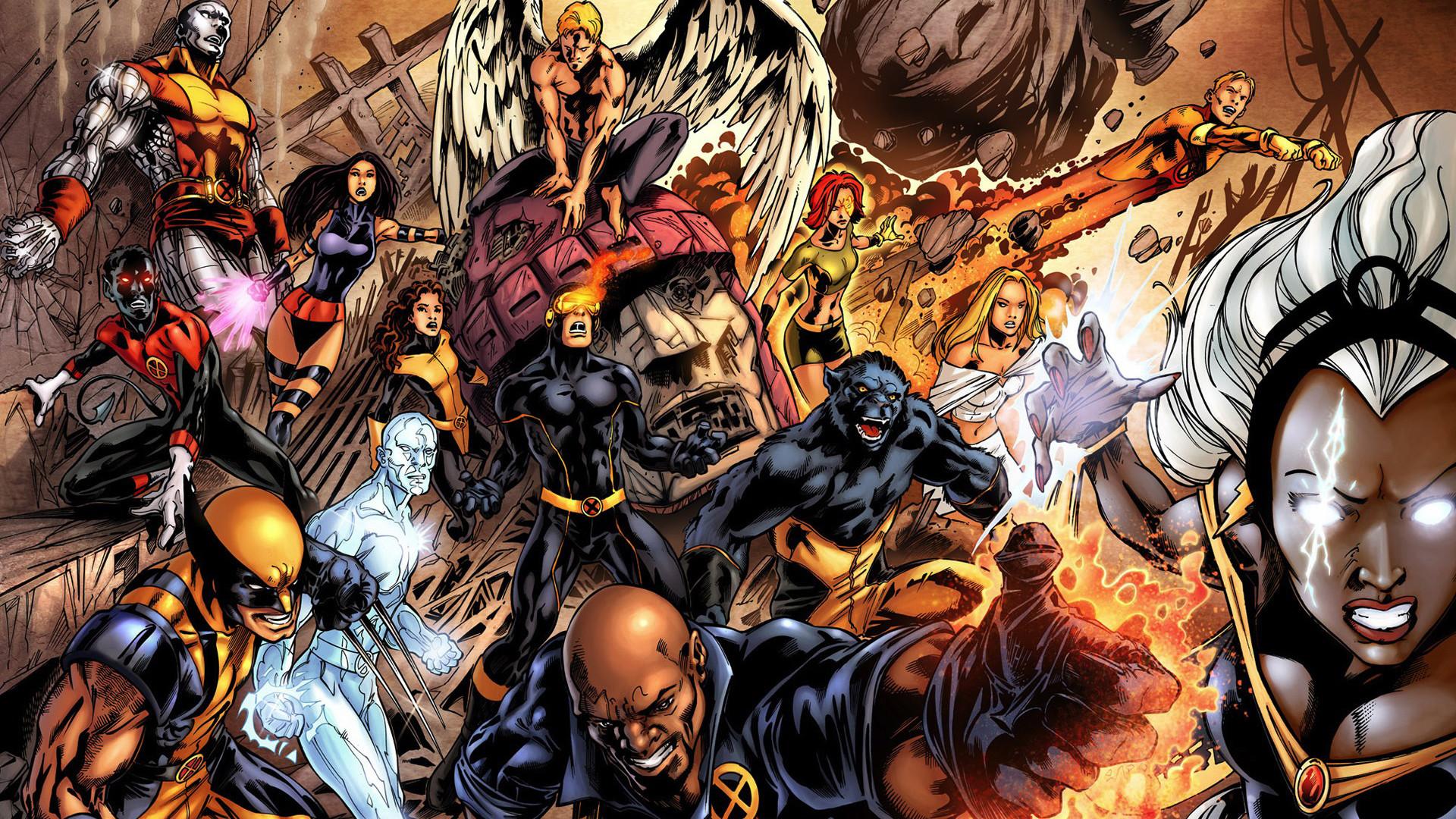 Marvel Comics Wallpaper Desktop Wallpapers (46+ Images