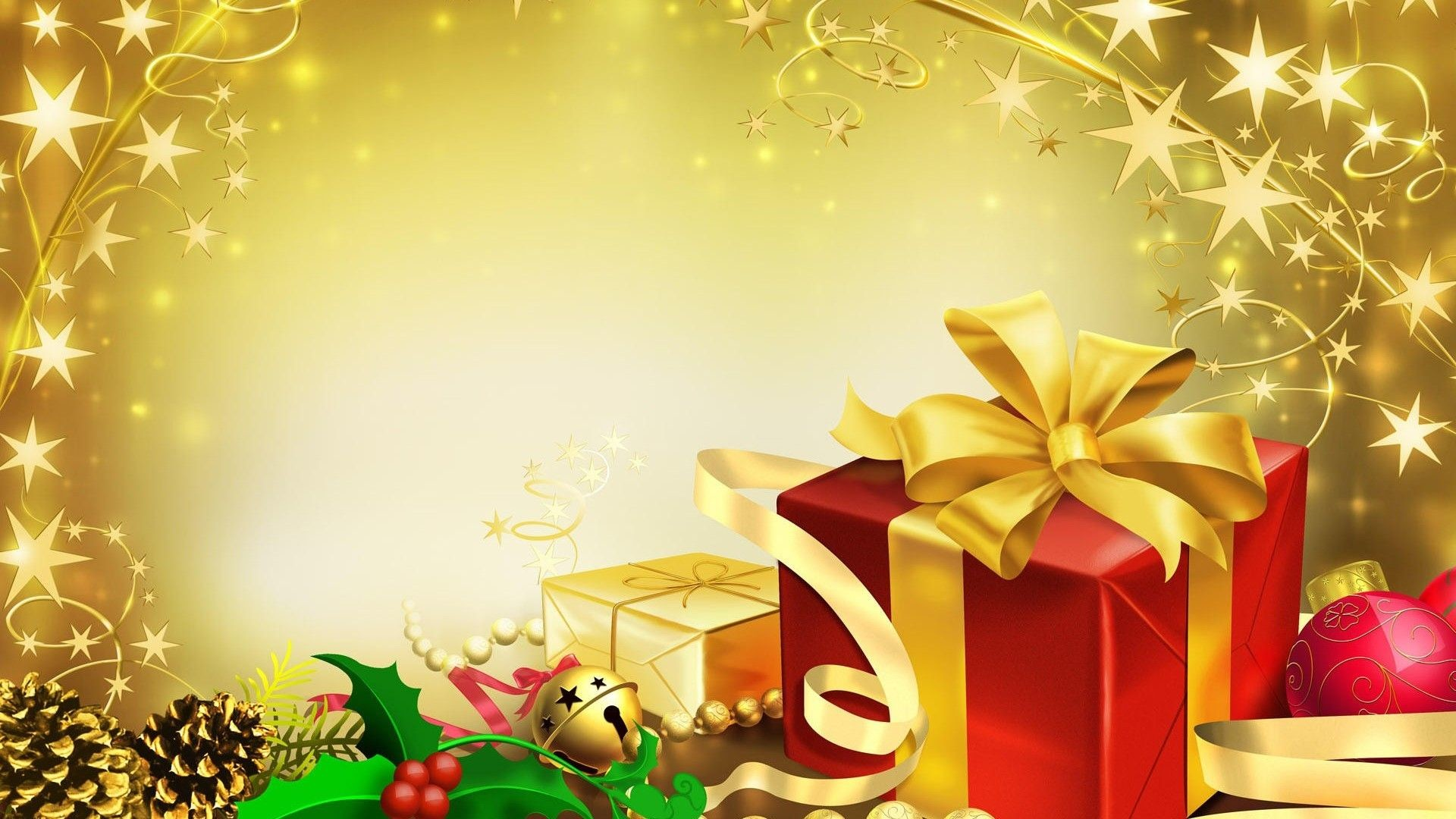 1920x1080 Christmas Present Wallpapers by Oscar Field #5
