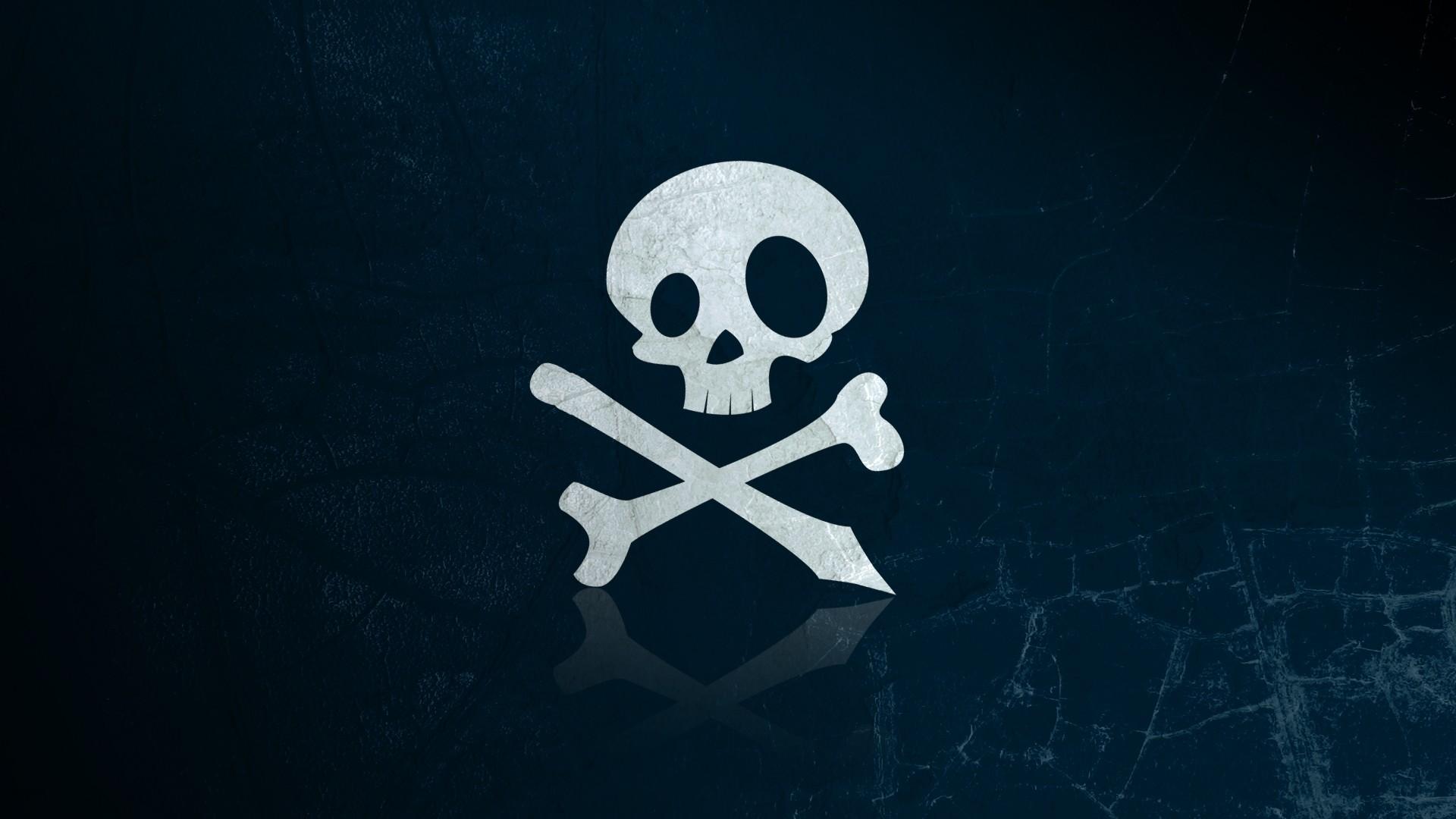 Skull And Bones Wallpaper: Skull And Crossbones Wallpaper (48+ Images