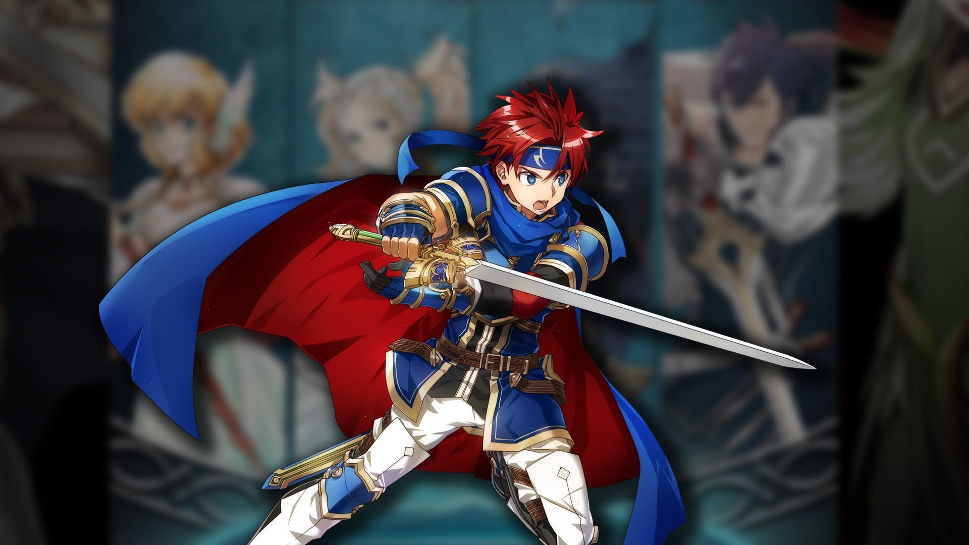 "1920x1080 Fire Emblem Heroes ""Choose Your Legends"" results: Ike and Lyn come out on  top 