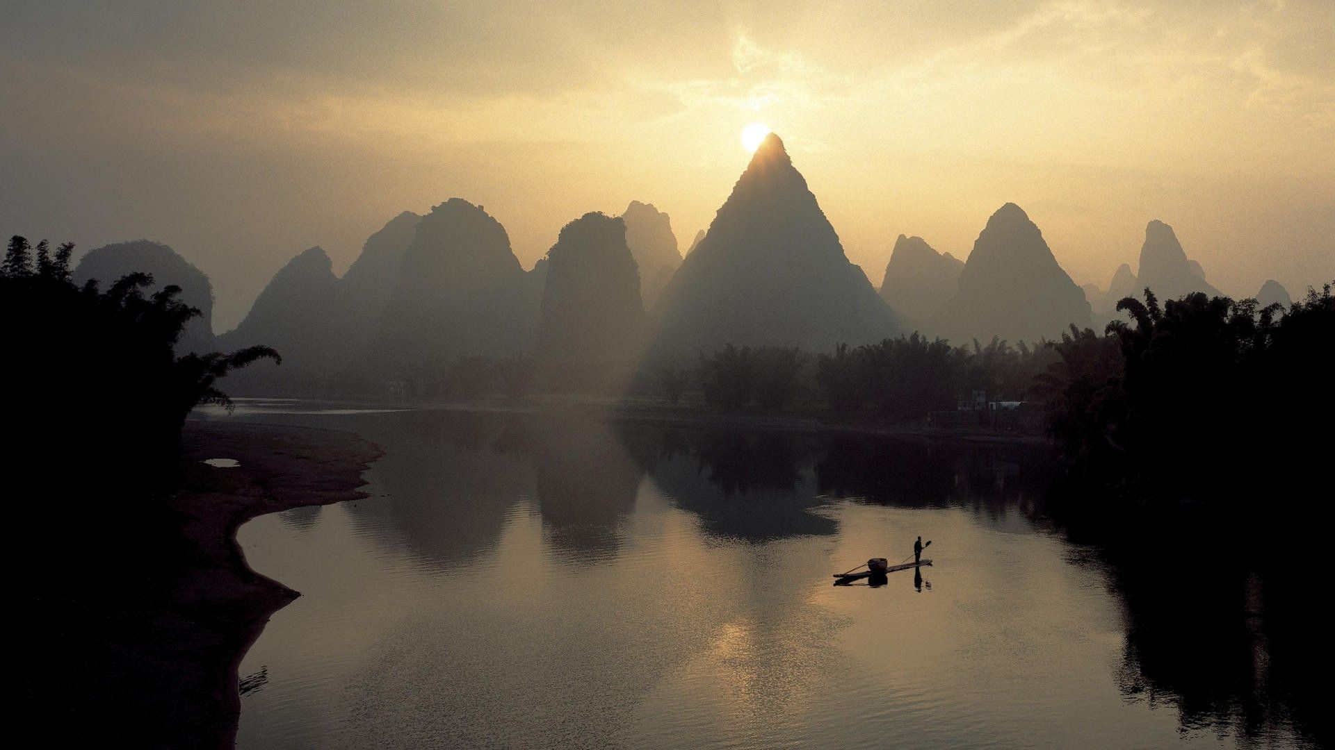 Chinese Landscape Wallpaper (71+ Images