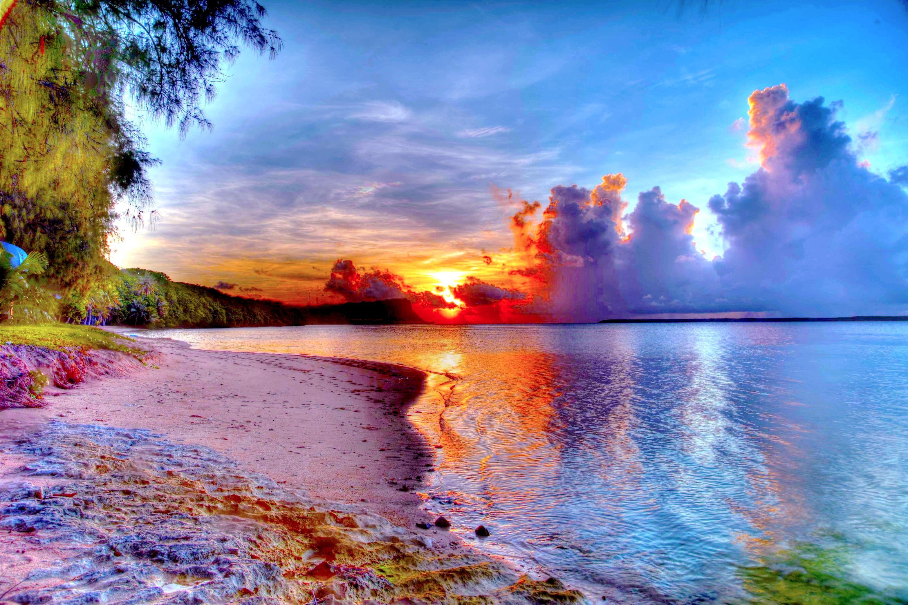 Guam Beaches Desktop Wallpaper (53+ Images