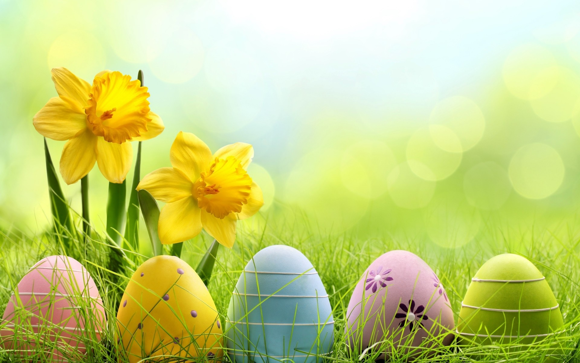 1920x1200 Cute Easter Wallpapers 33