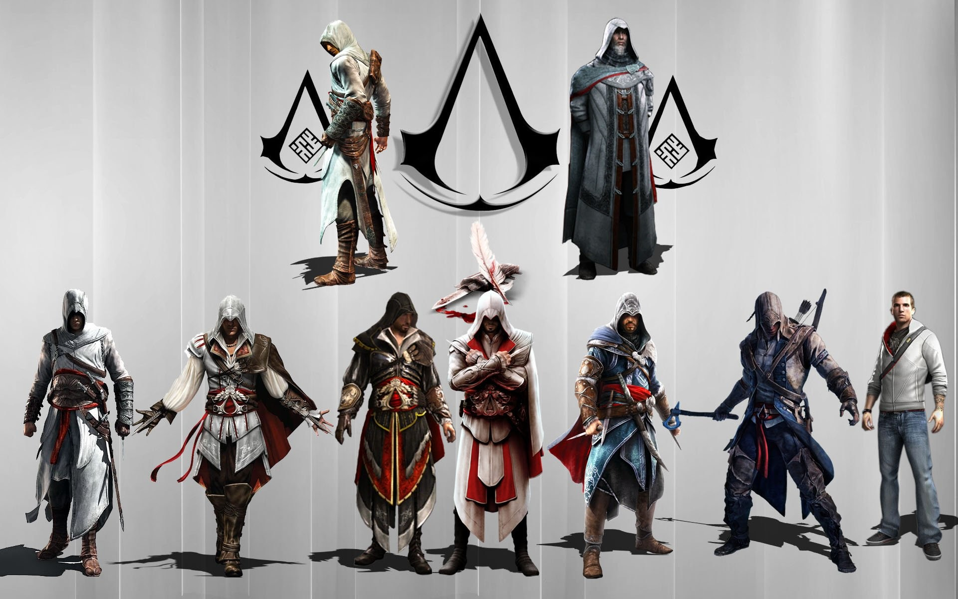 1920x1200 HD Wallpaper | Background ID:290444.  Video Game Assassin's Creed