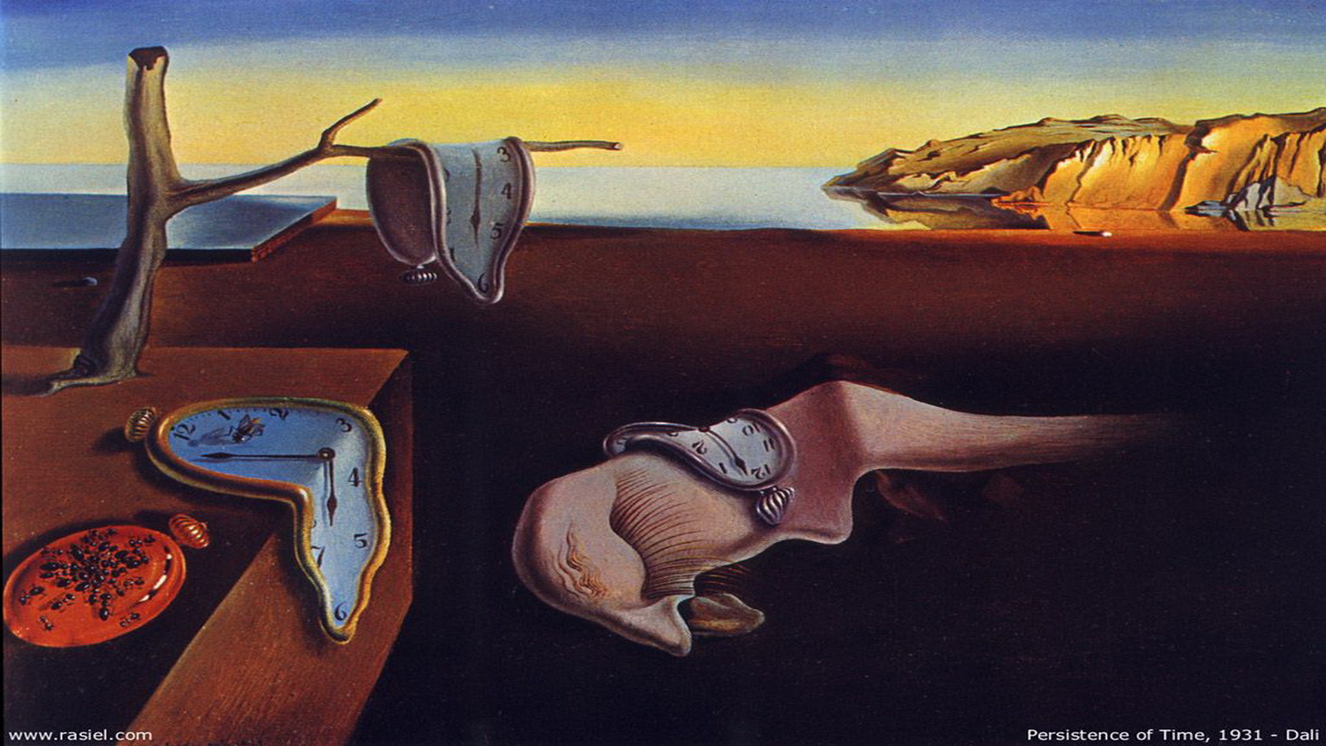 1920x1080 Salvador Dali Wallpapers Painting Art Wallpaper