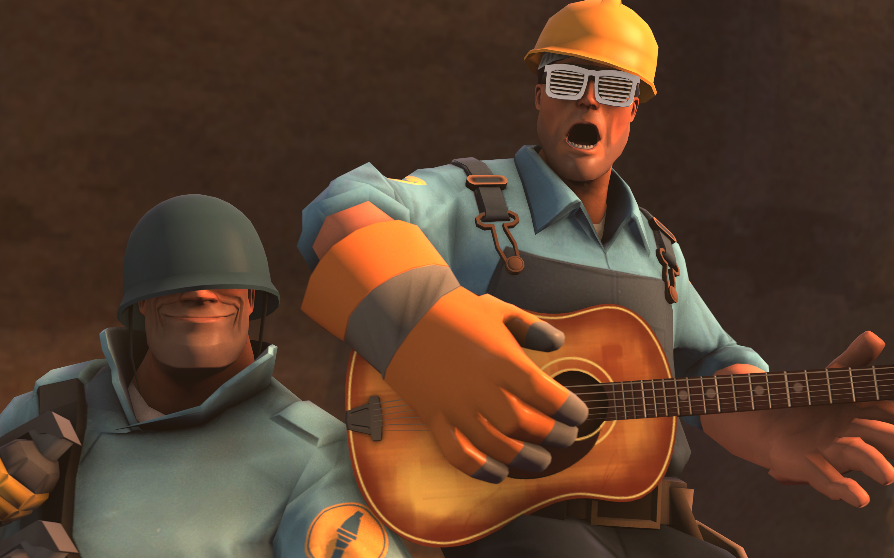 2880x1800 Team Fortress 2(TF2) images team fortress 2 wallpaper soldier and engineer  HD wallpaper and background photos