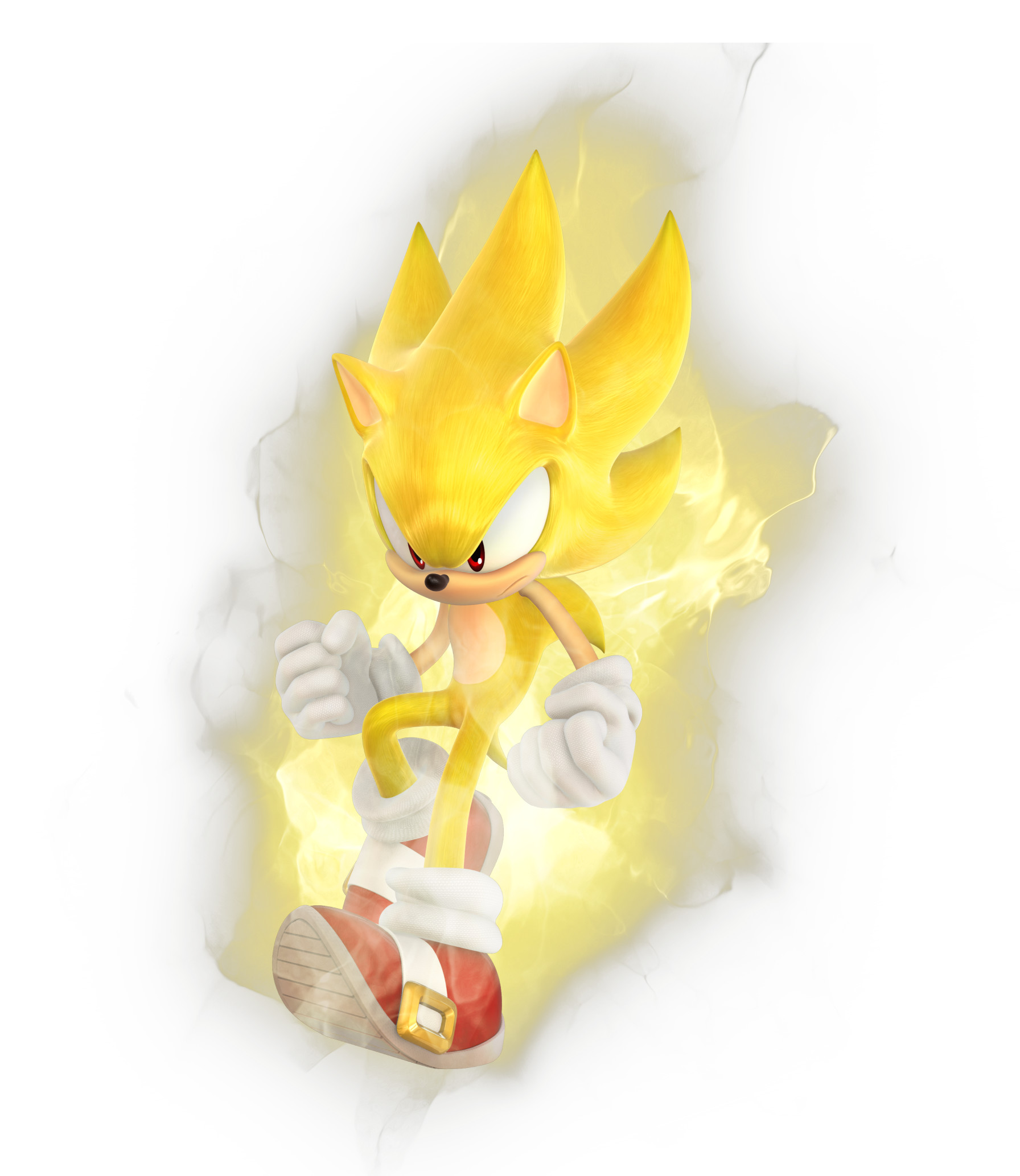 1792x2067 Super Sonic High Resolution Wallpapers