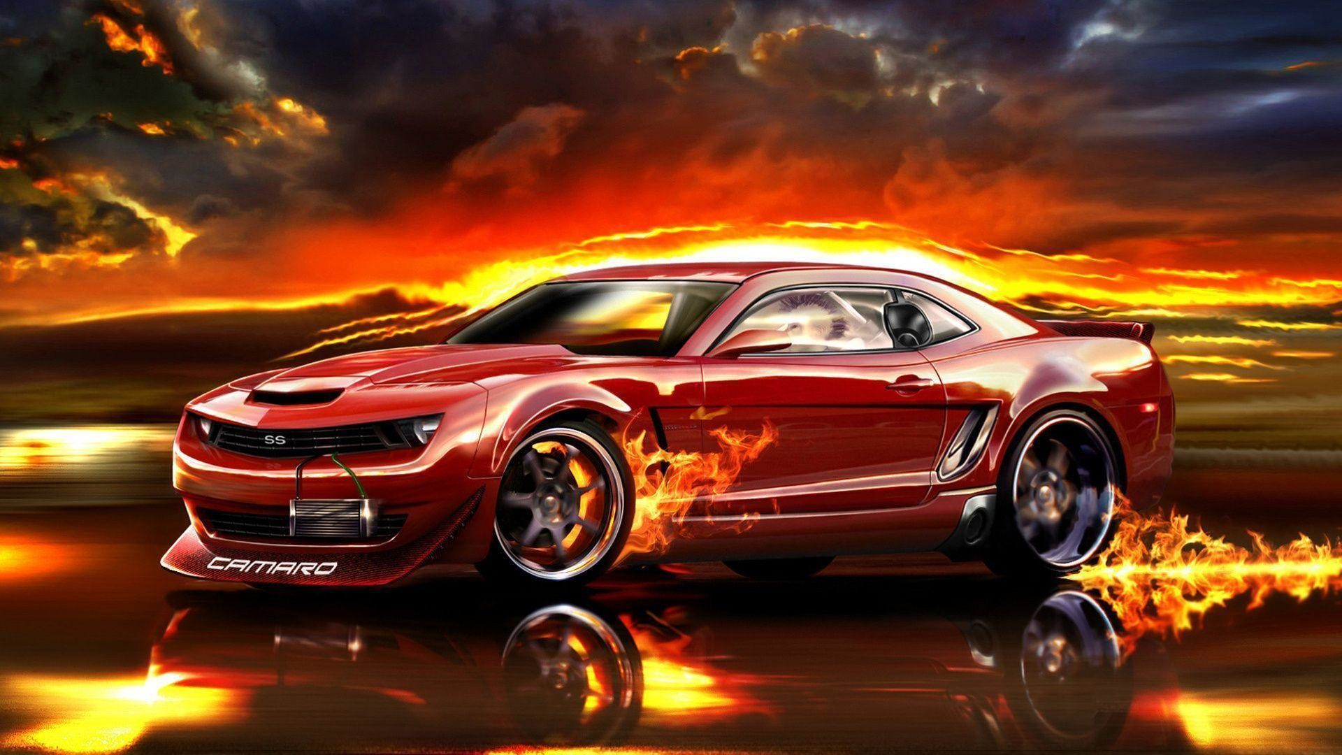 1920x1080 Chevrolet Camaro Wallpaper 40 Backgrounds | Wallruru.