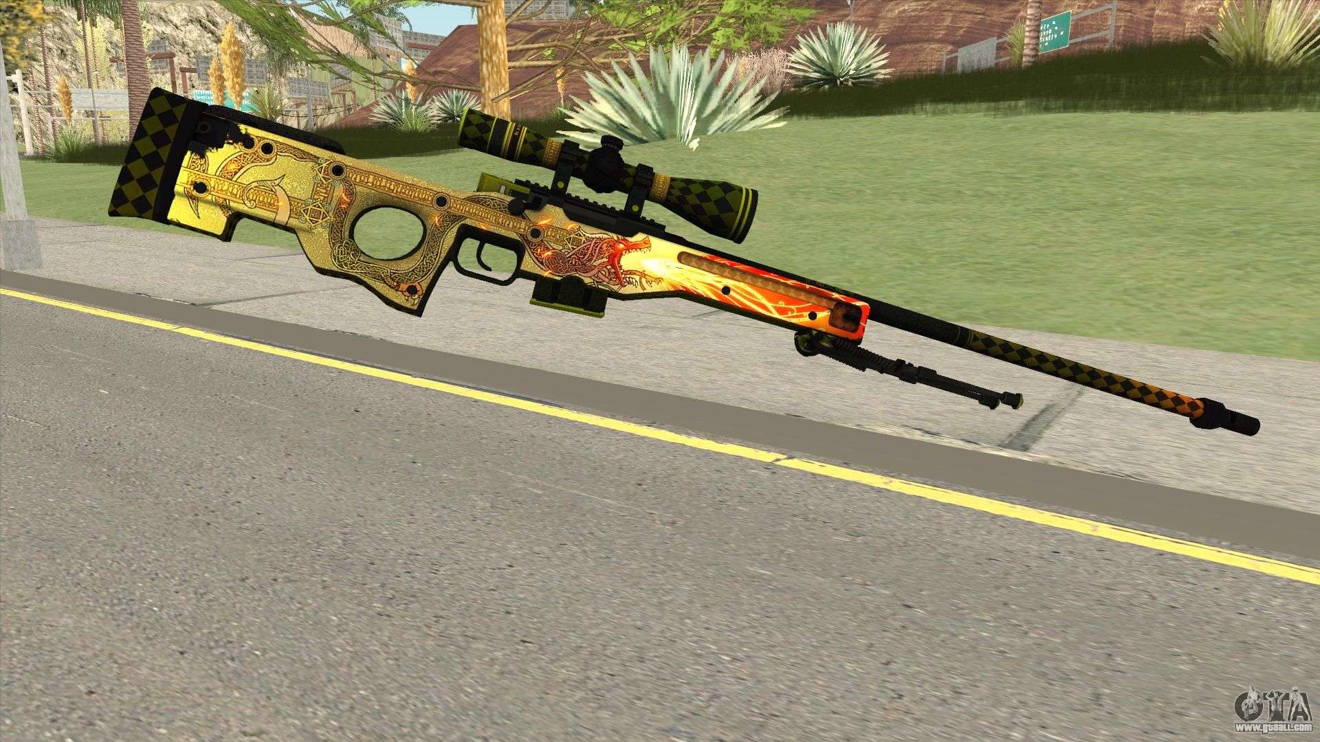 Dragon Lore Wert