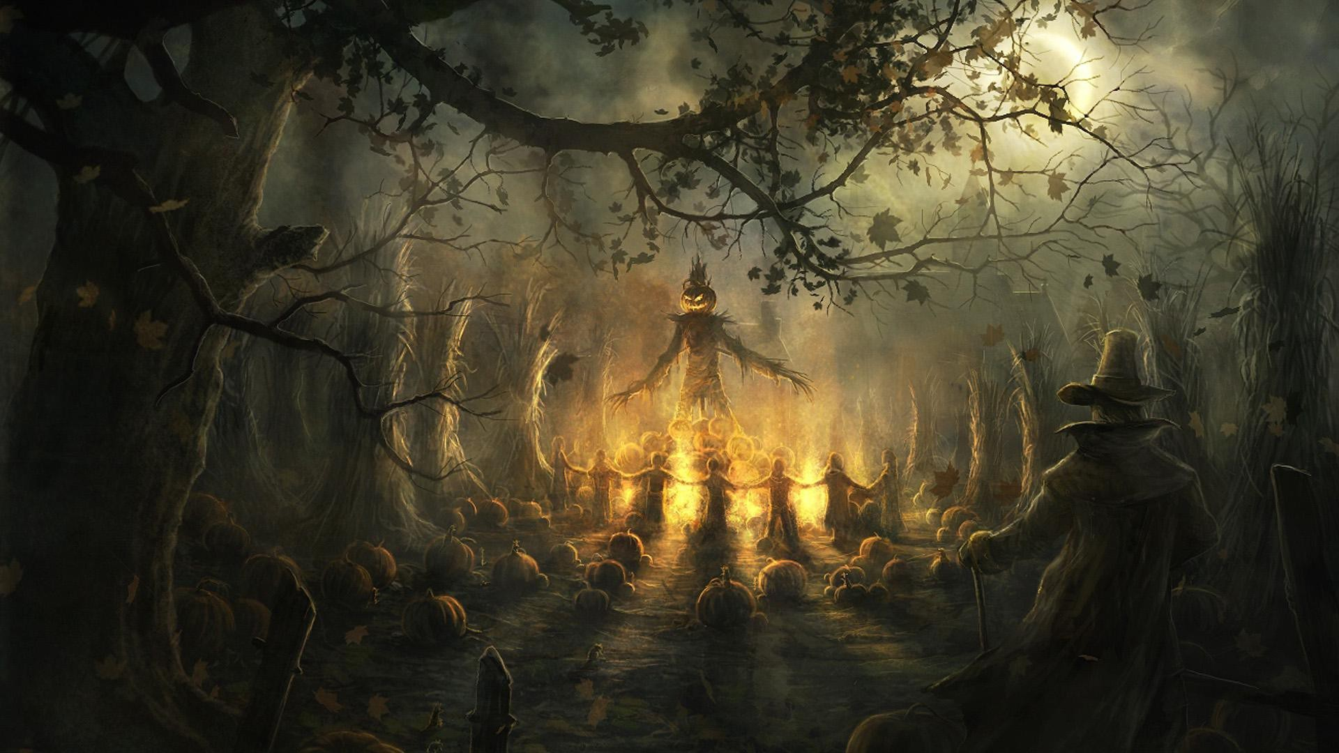 Scary halloween wallpapers and screensavers 58 images 1920x1080 halloween screensavers and backgrounds scarecrow halloween android wallpapers 960x854 mobile hd wallpaper tablet voltagebd Choice Image