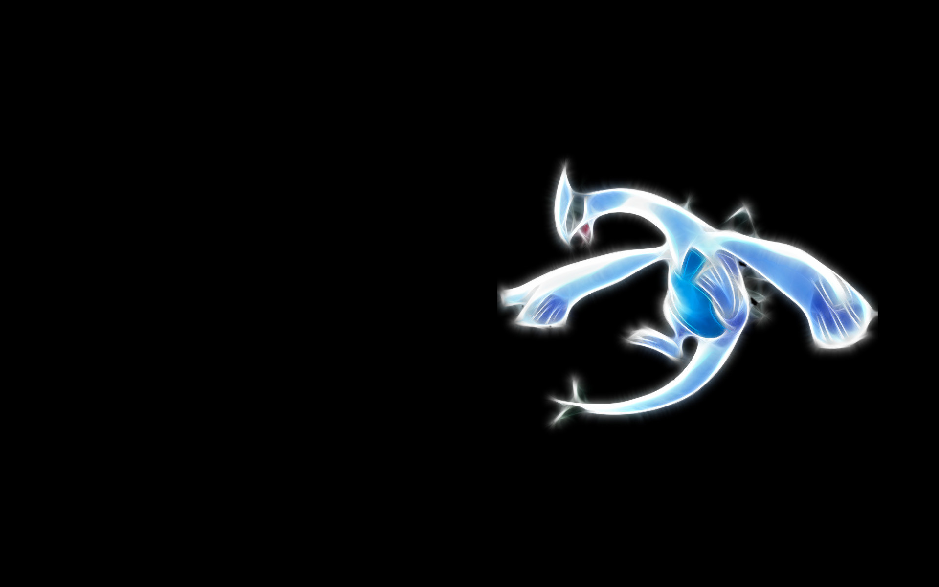 1920x1200 Anime - Pokémon Lugia (Pokémon) Legendary Pokémon Wallpaper