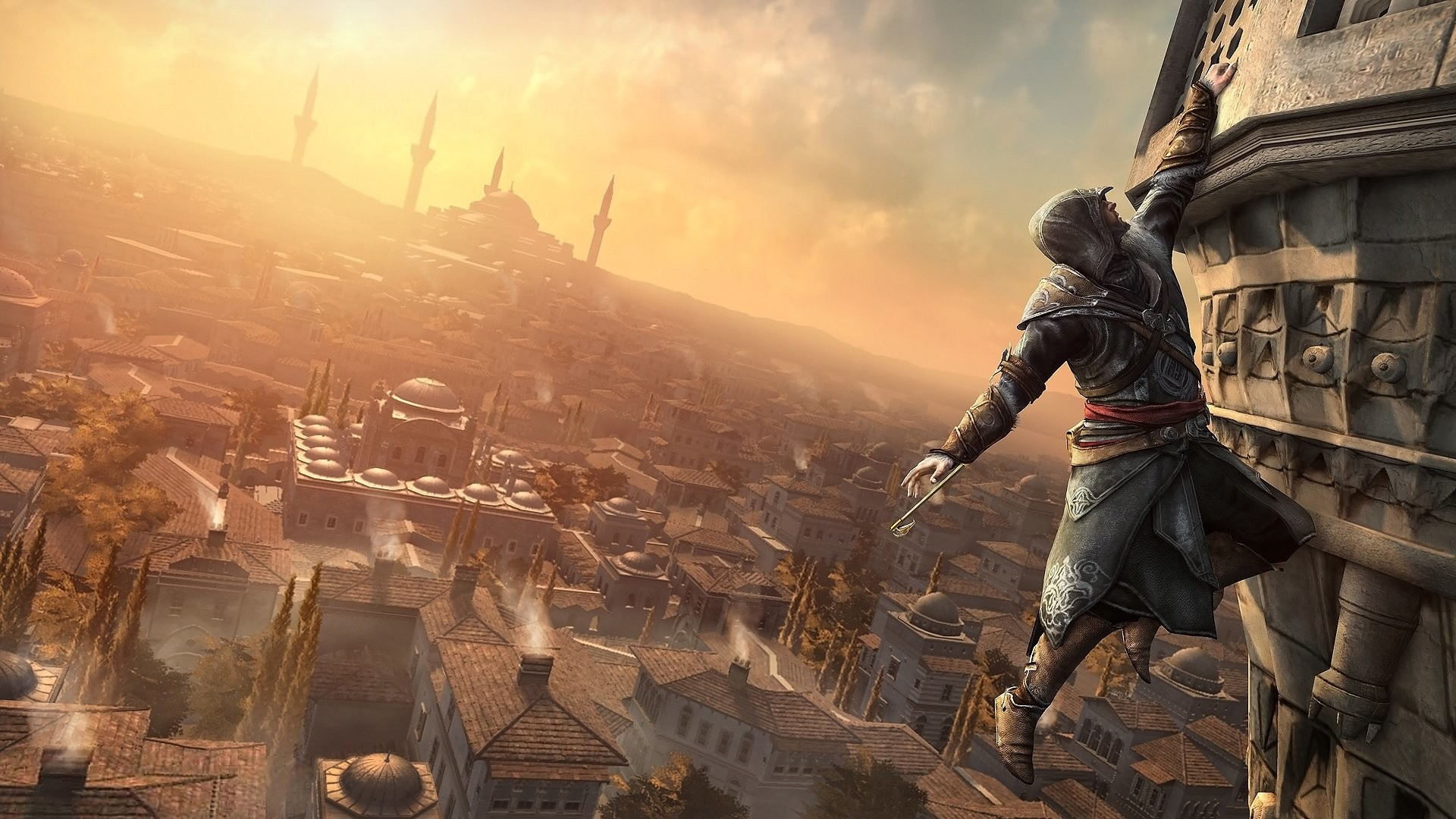 1920x1080 Wallpaper zu Assassin's Creed: Revelations herunterladen