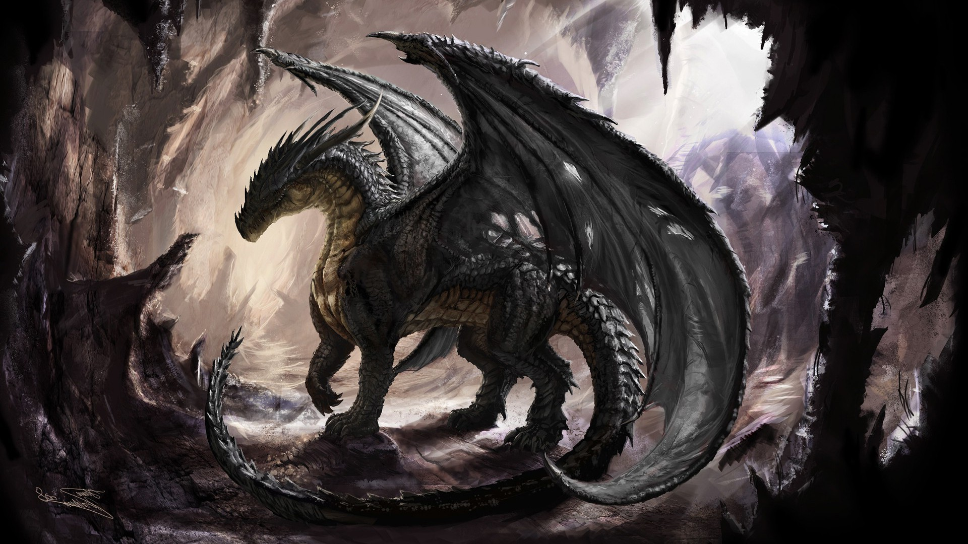 Shadow dragon wallpaper 60 images - Dragon wallpaper hd for pc ...