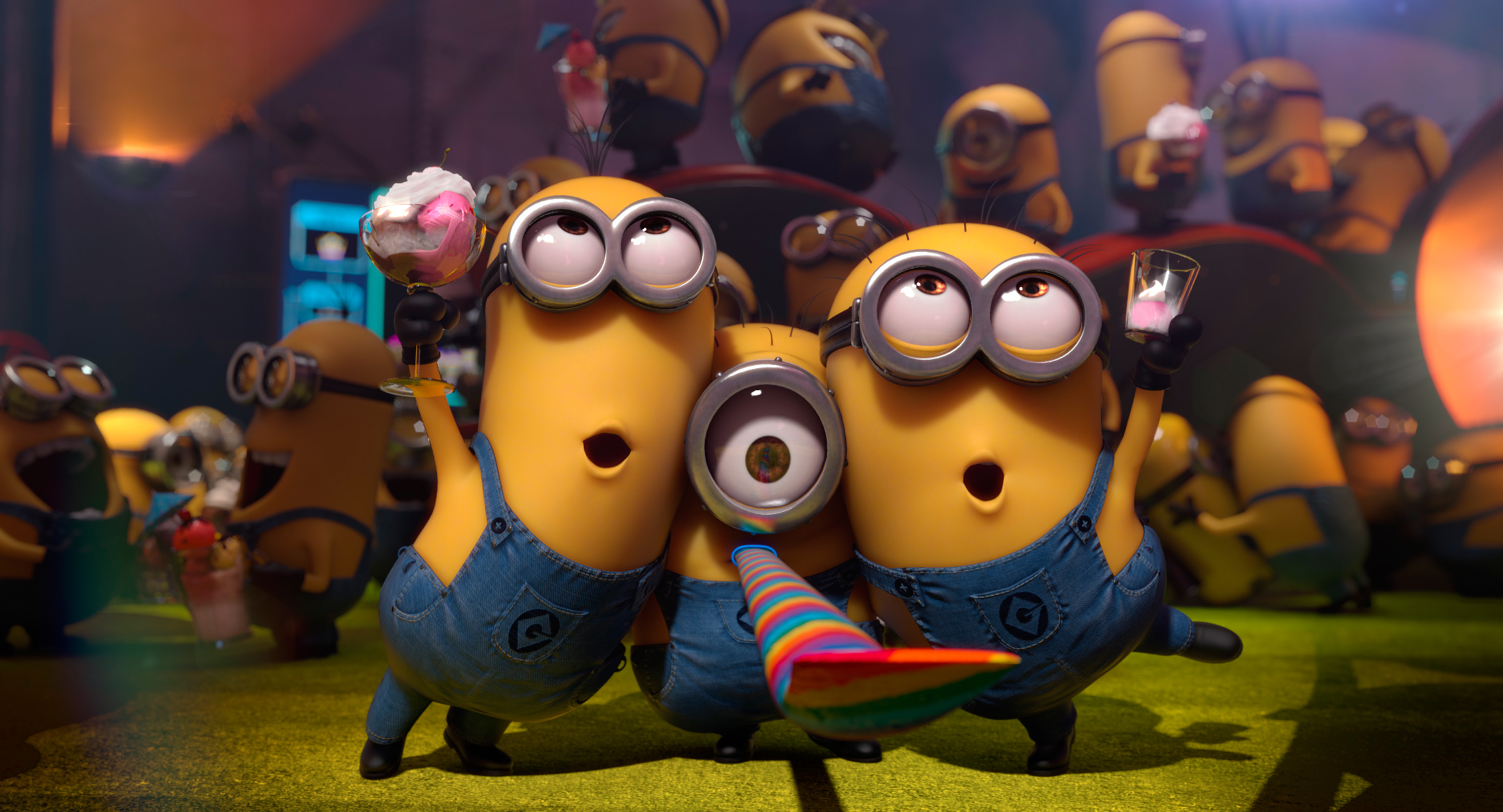 3750x2027 Cute Minion Wallpapers HD for Desktop (5)