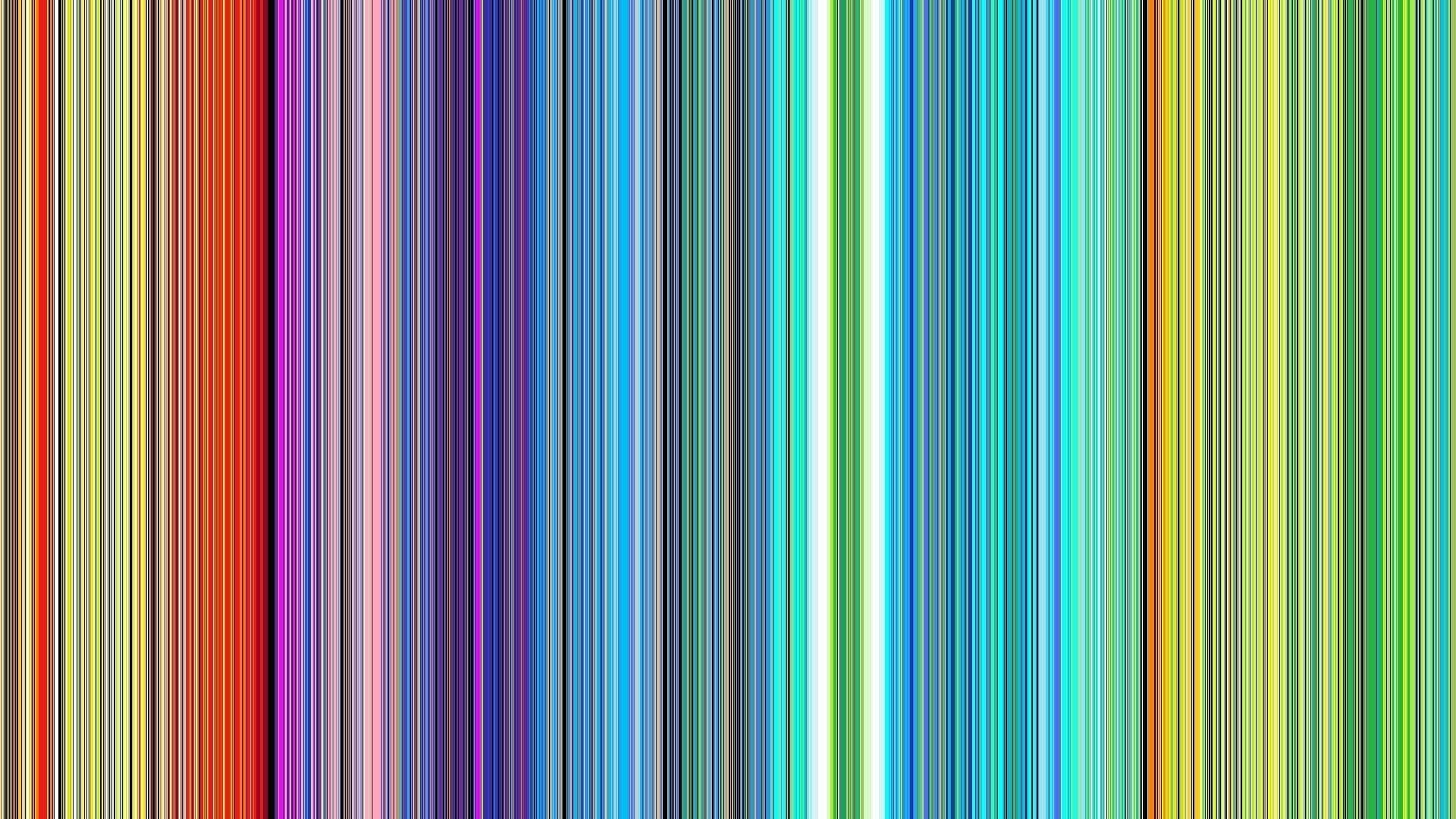 1920x1080 Vertical colors line plain wallpapers