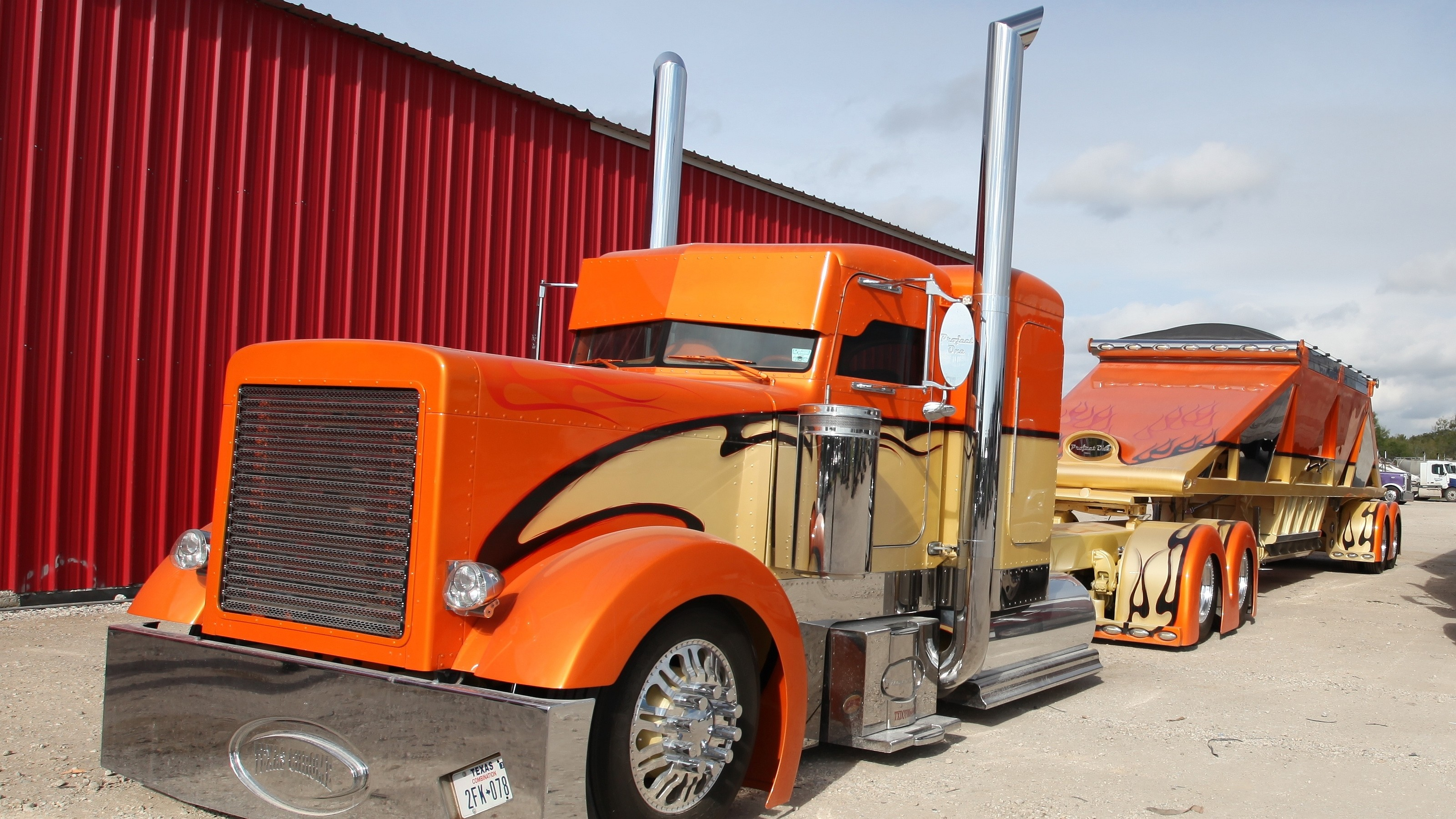 3200x1800 Peterbilt HD Wallpaper | Background Image |  | ID:562592 -  Wallpaper Abyss