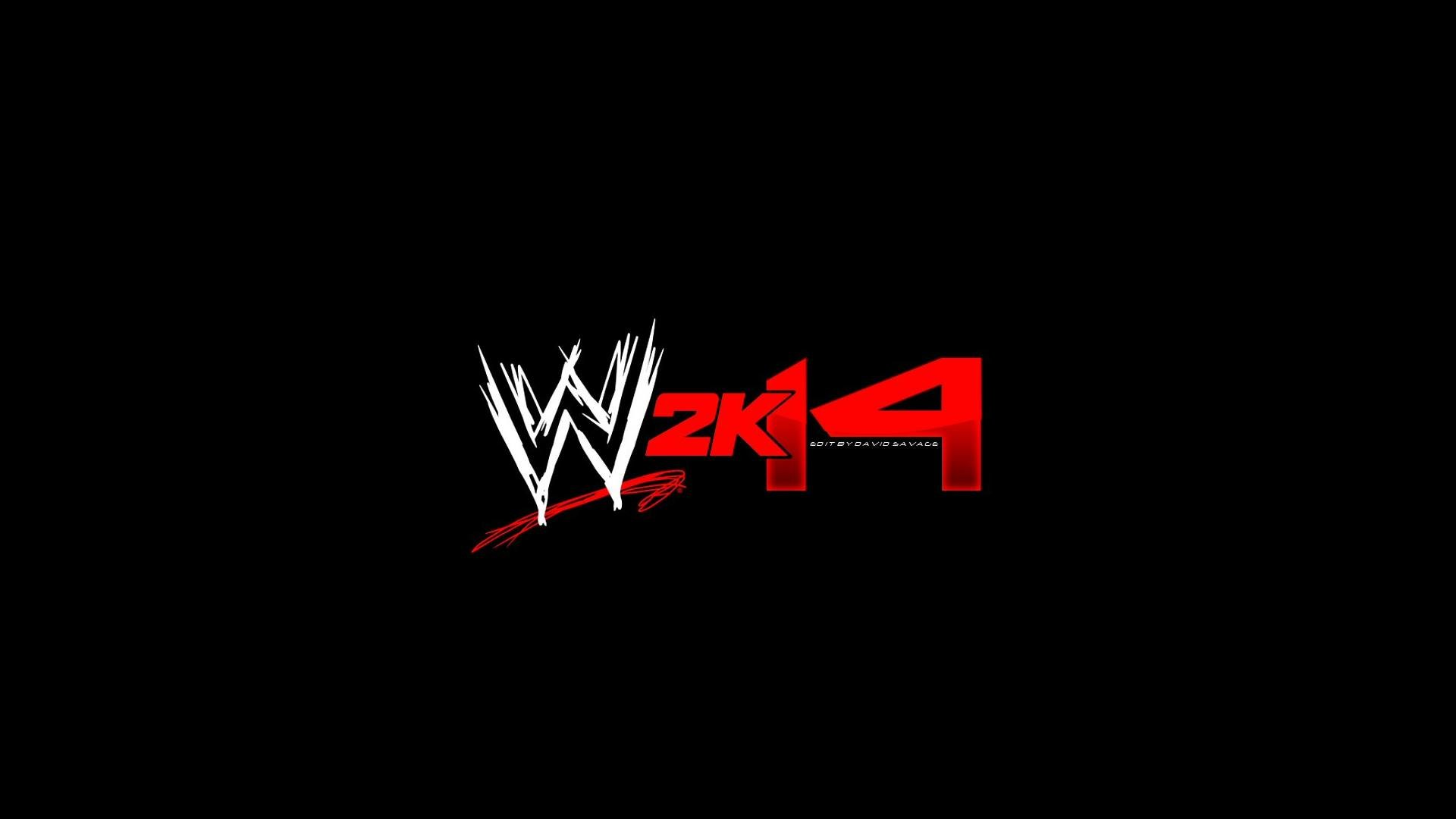 1920x1080 WWE 2K14 Logo Exclusive HD Wallpapers #5641
