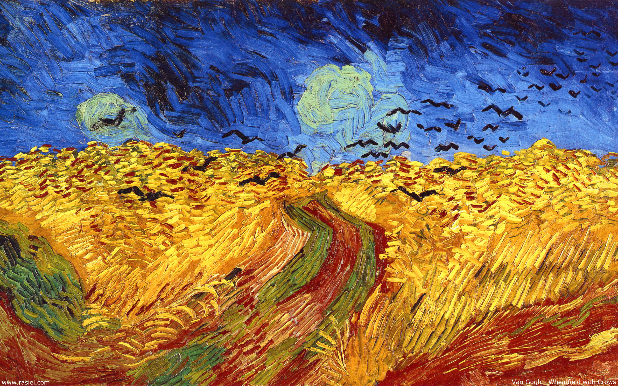 Vincent Van Gogh Wallpapers 59 Images Wallpaper