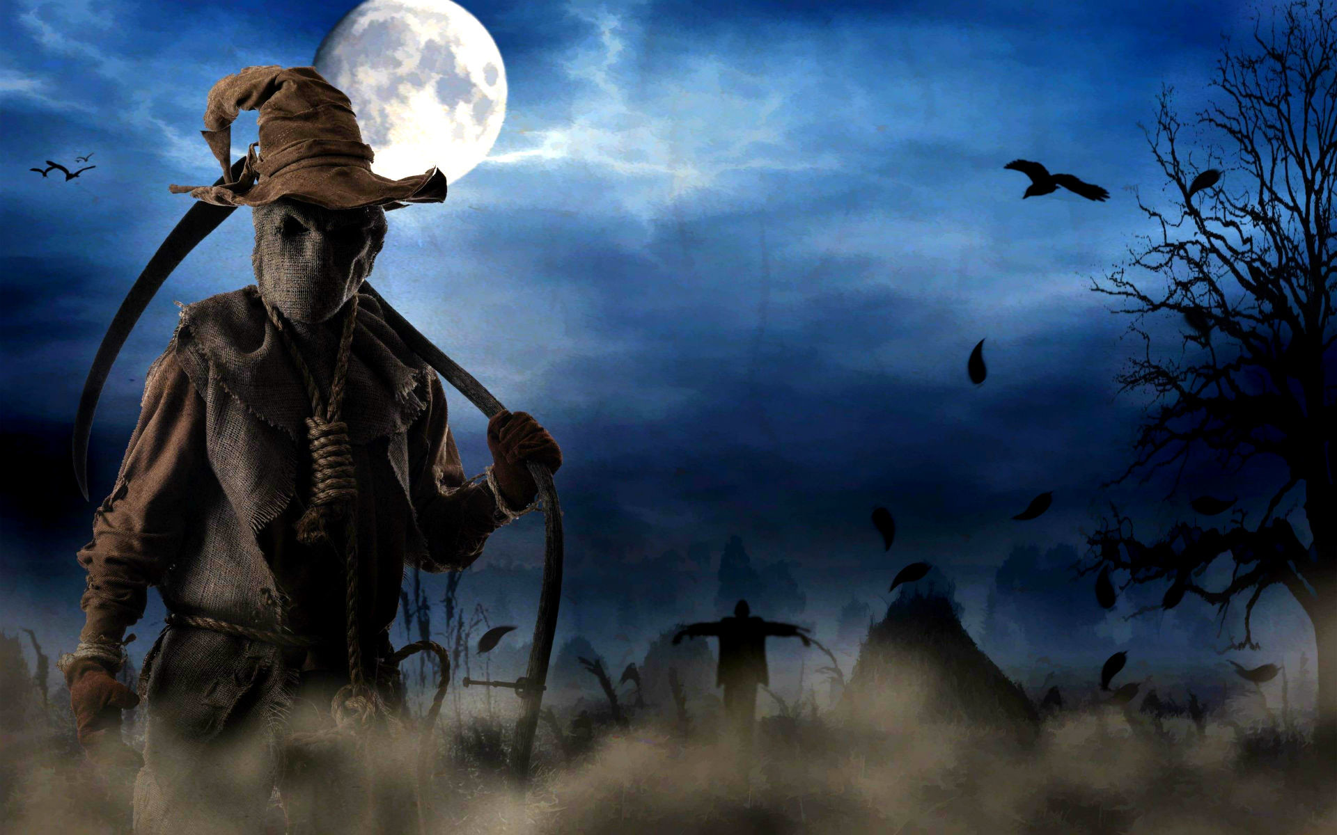 1920x1200 Halloween Wallpaper Download Free Scary Hd - Wallpapers Mela