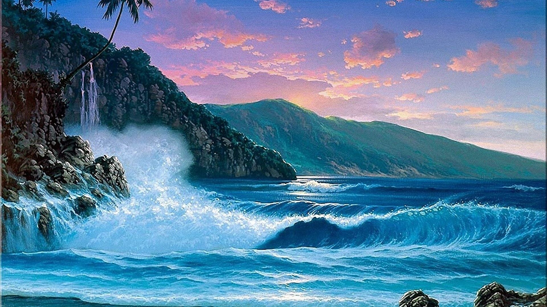 Ocean Wallpapers High Resolution (71+ Images