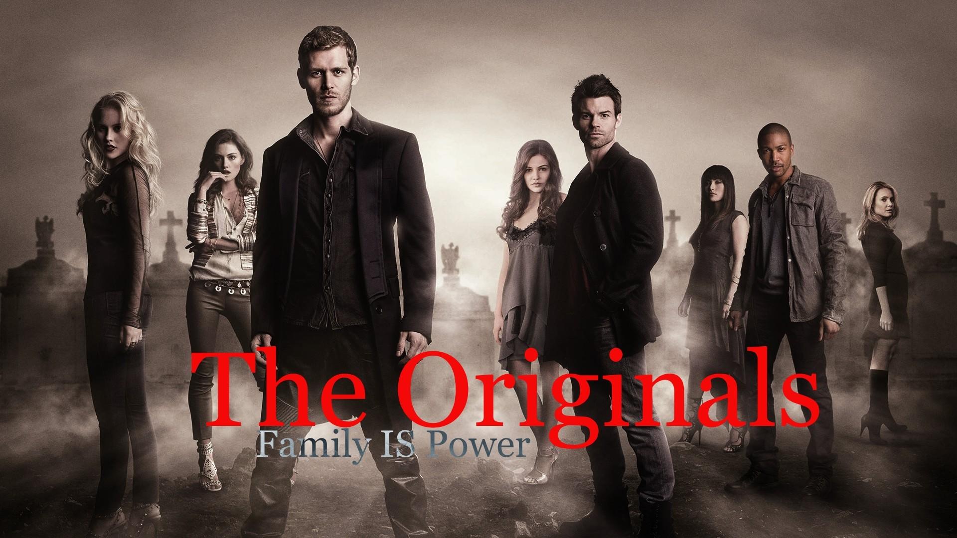 The Originals TV Show Cast HD Desktop Wallpaper for K Ultra