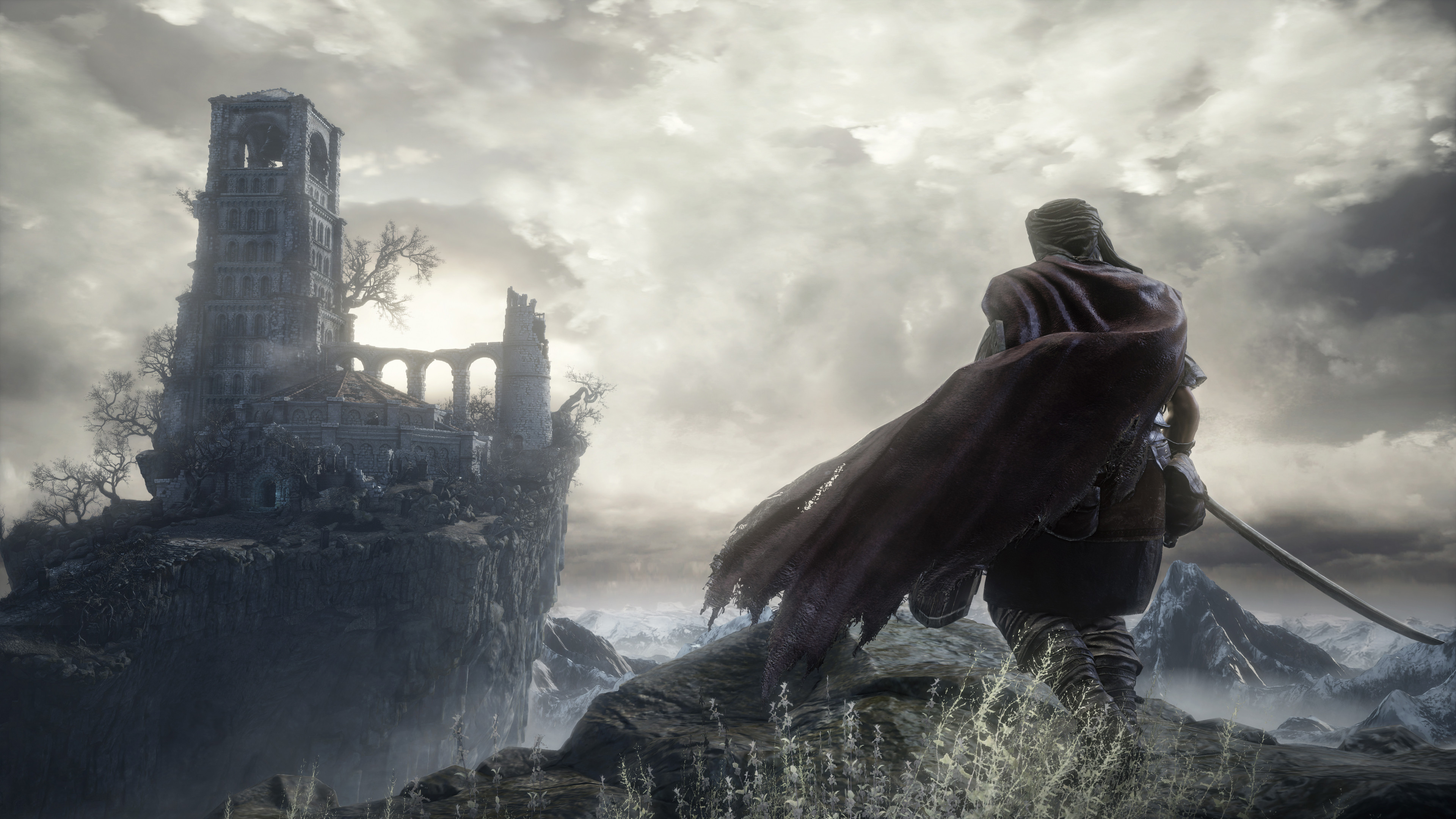 3840x2160 Video Game - Dark Souls III Wallpaper