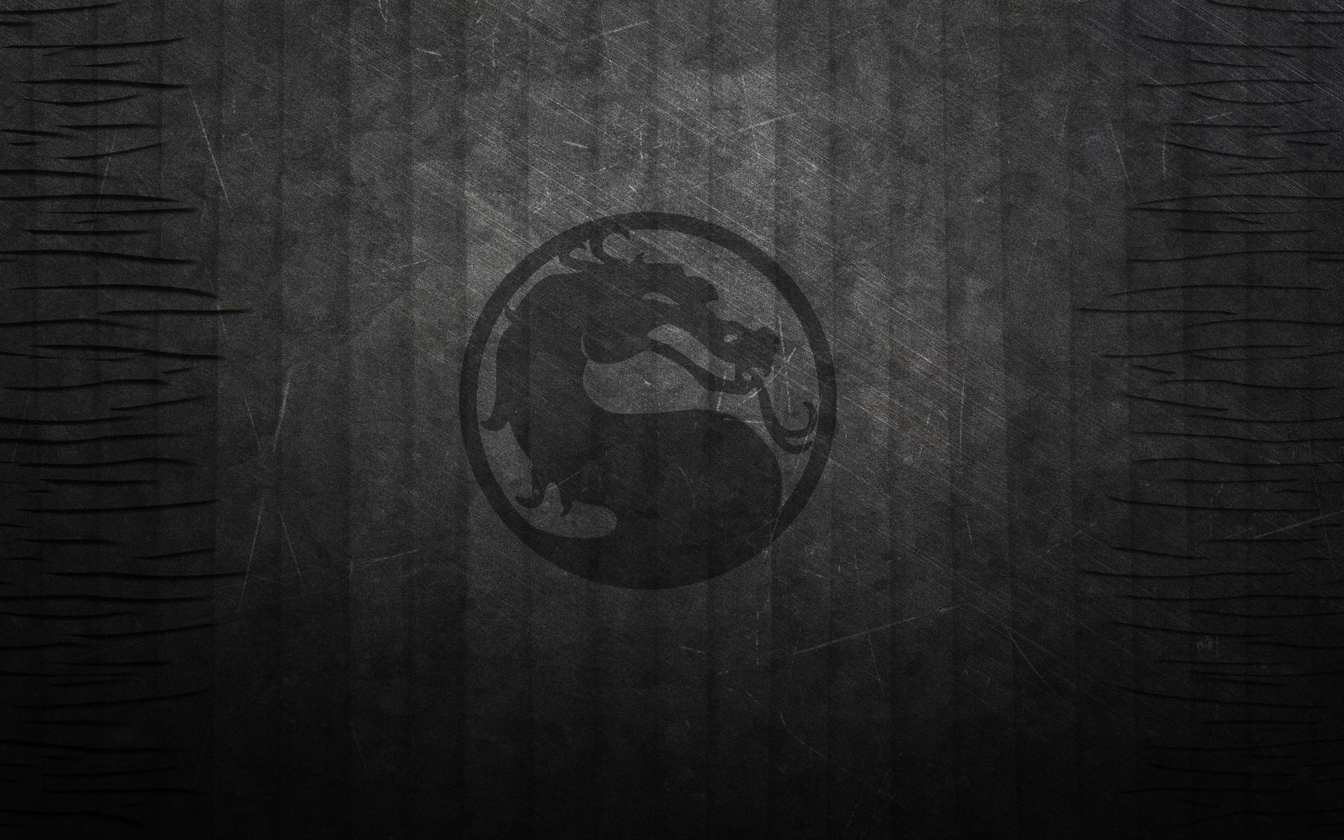 1920x1200 mortal kombat logo wallpaper #608757