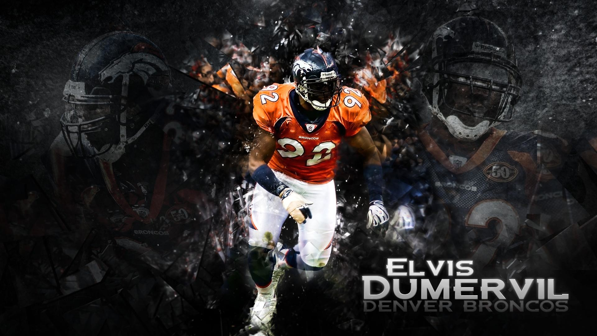 Demarcus Ware Wallpapers (71+ images)