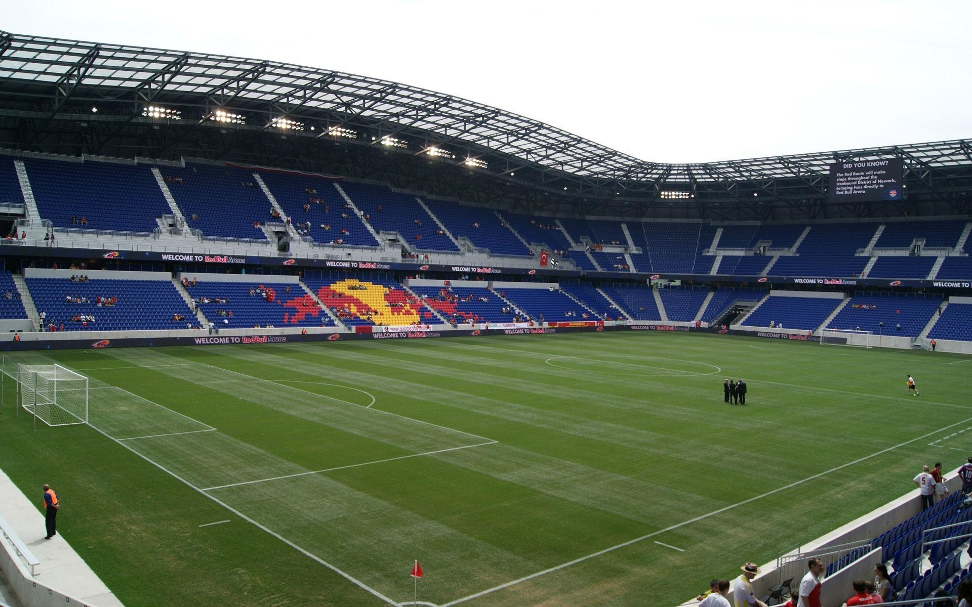 1920x1200 New York Red Bull Park wallpaper