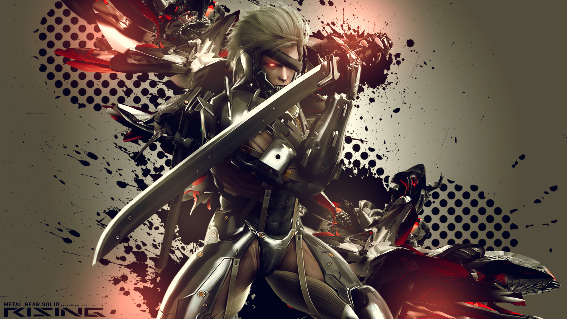 1920x1080 Metal Gear Rising Wallpapers Wide