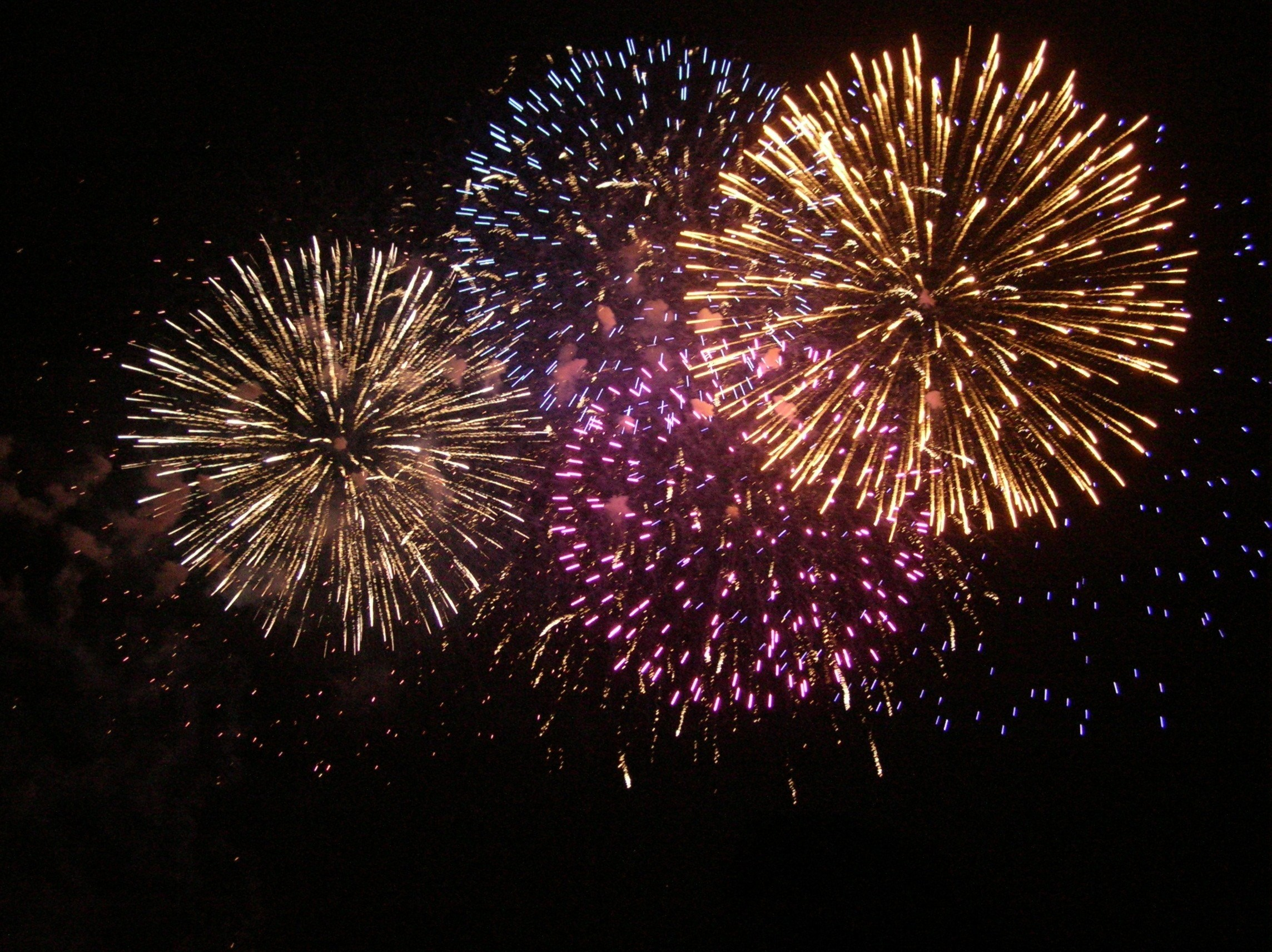 "2288x1712 Four Days of Fun and Fireworks: 4th of July Happenings in the ""Hub City"""